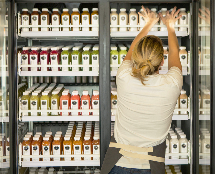"""Photo: <A href=""""http://thechalkboardmag.com/hedley-and-bennett-dresses-our-fave-pressed-juicery-locations#sl=9"""">Chalkboard</a>"""