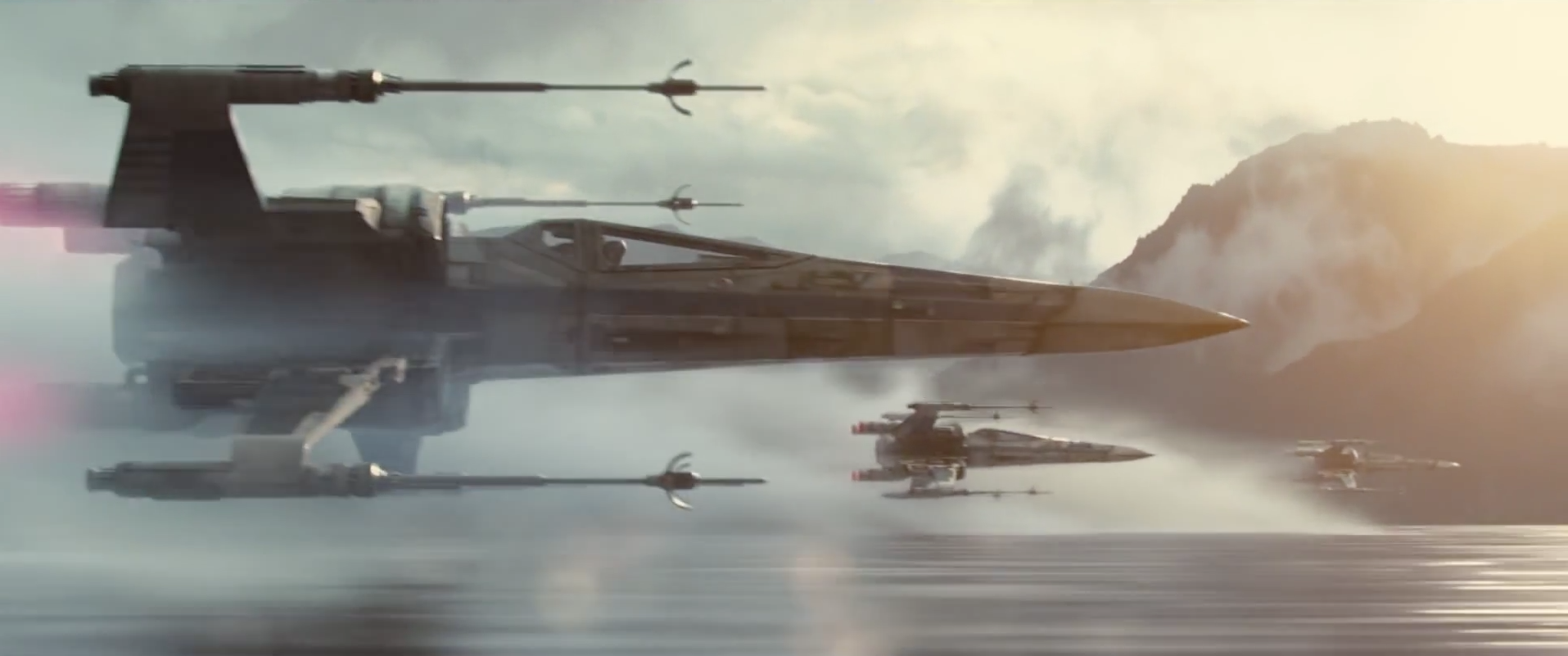 Star Wars: Rogue One is the first Star Wars spinoff film, coming December 2016