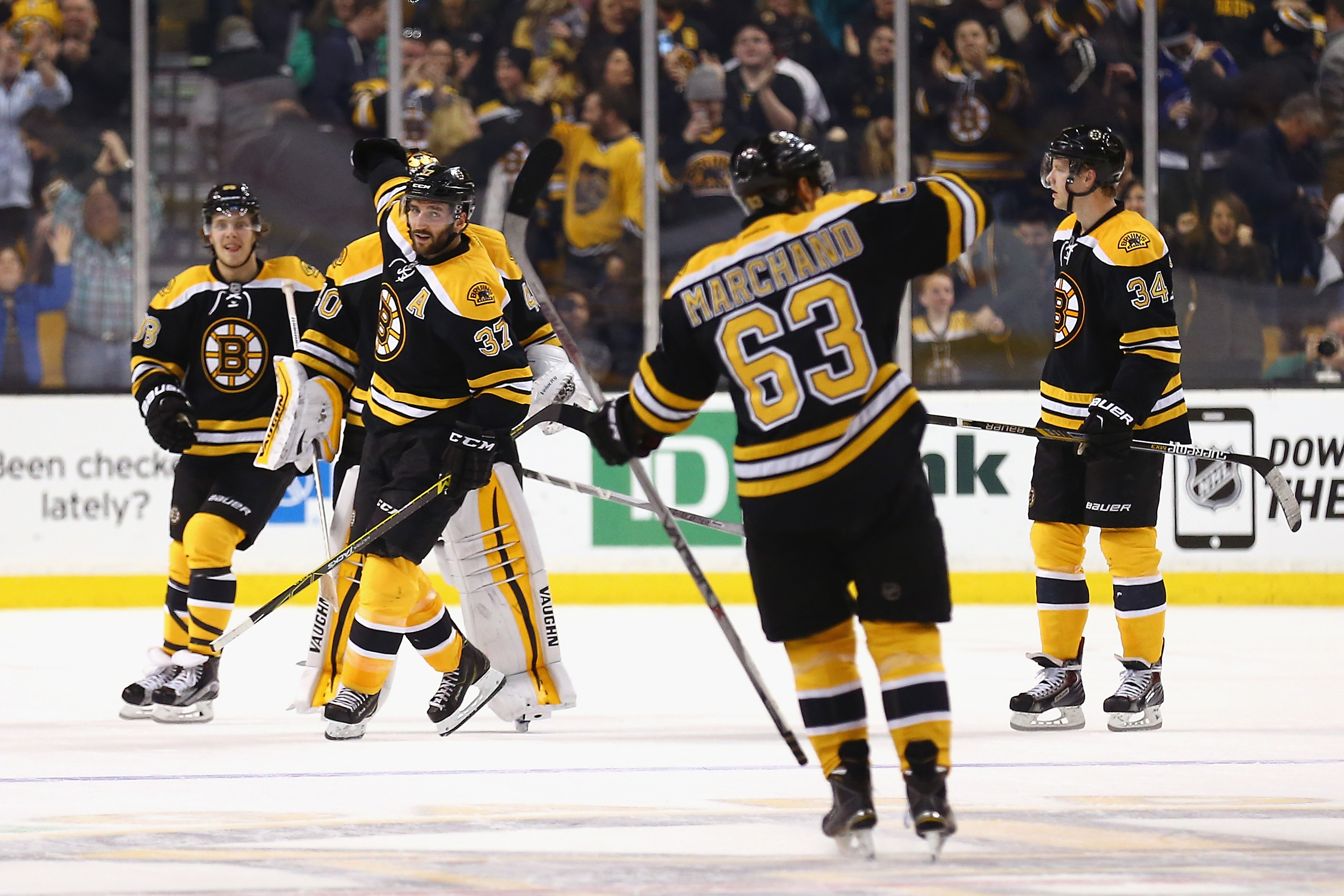 NHL scores 2015: Bruins top Bolts again in shootout, Panthers keep pace