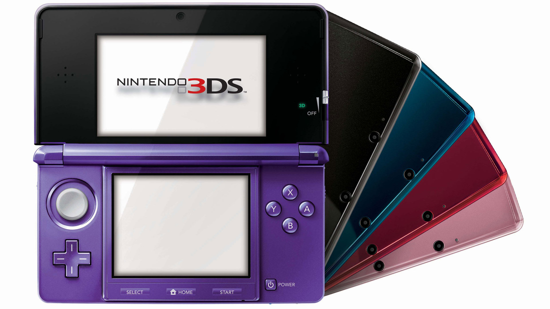 Nintendo's 3DS beats out PS4 and Xbox One for February hardware sales