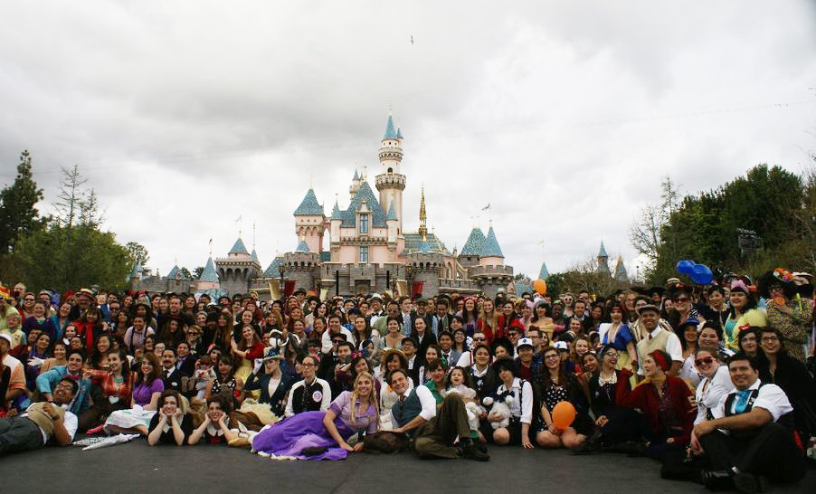 A group shot from our visit to Dapper Day earlier this month.
