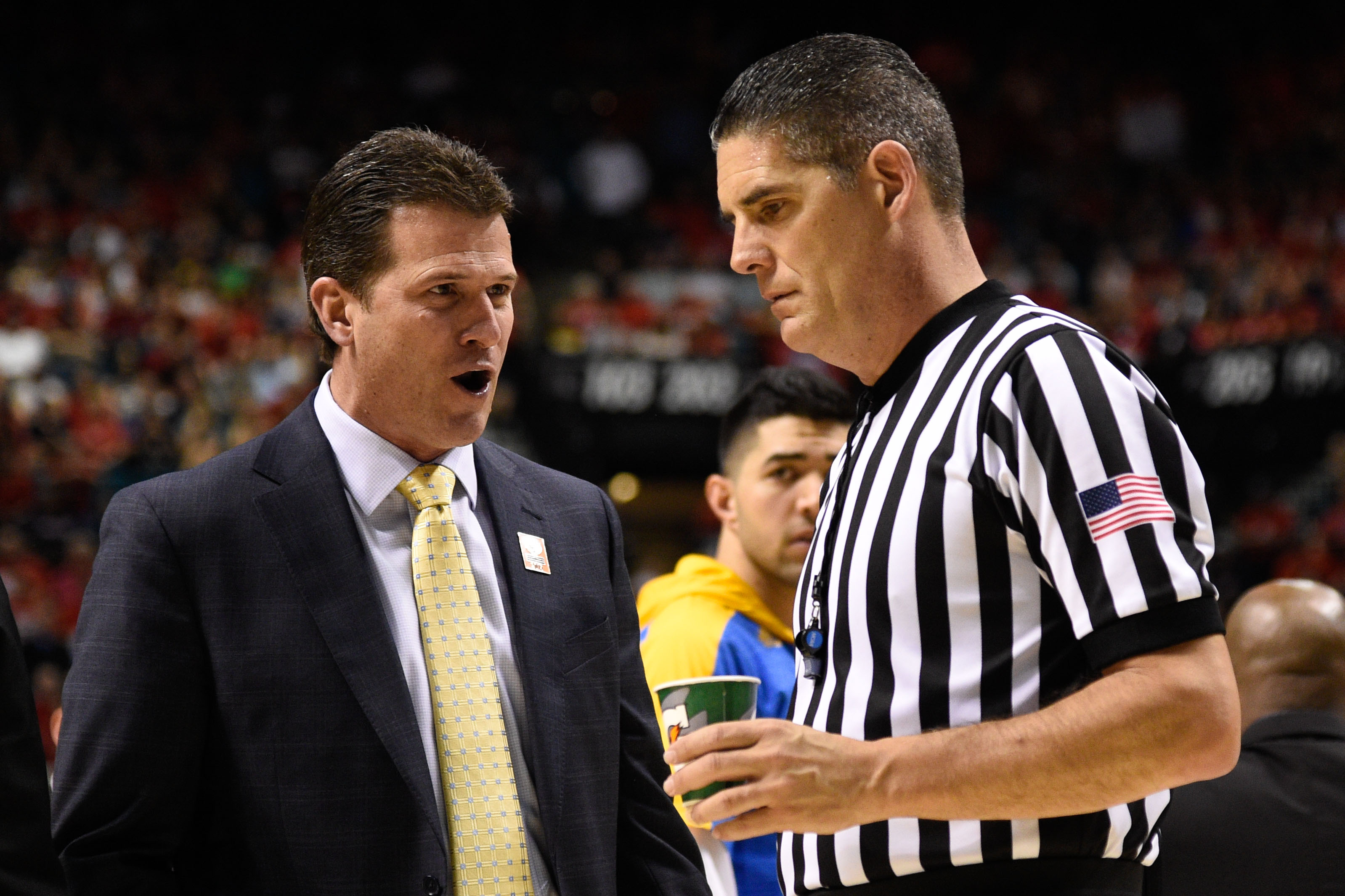 13-23 may be the big number for the game, but that is not why UCLA's chance to dance is in doubt