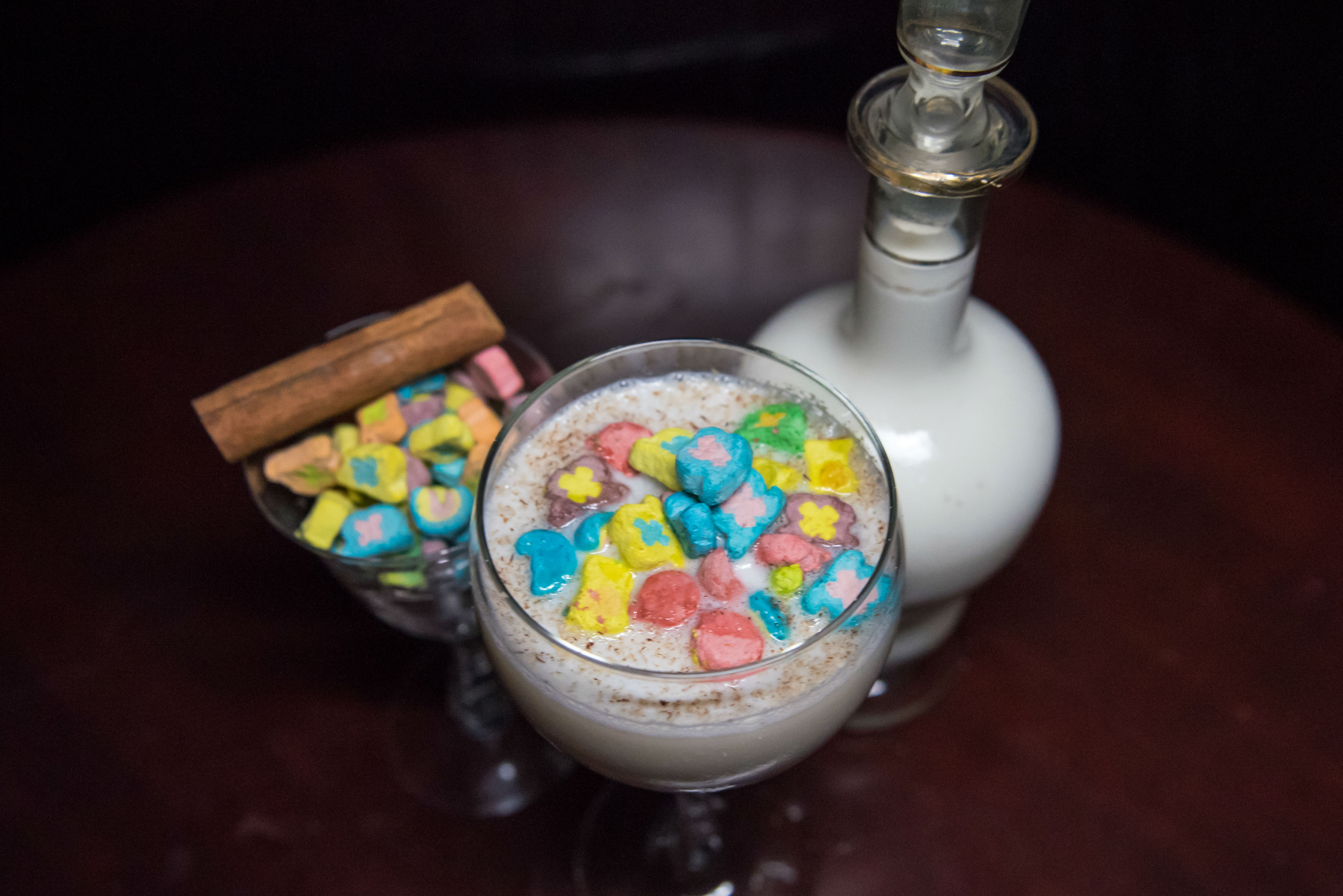 This Lucky Charms Cocktail Beats the Hell Out of Green Beer