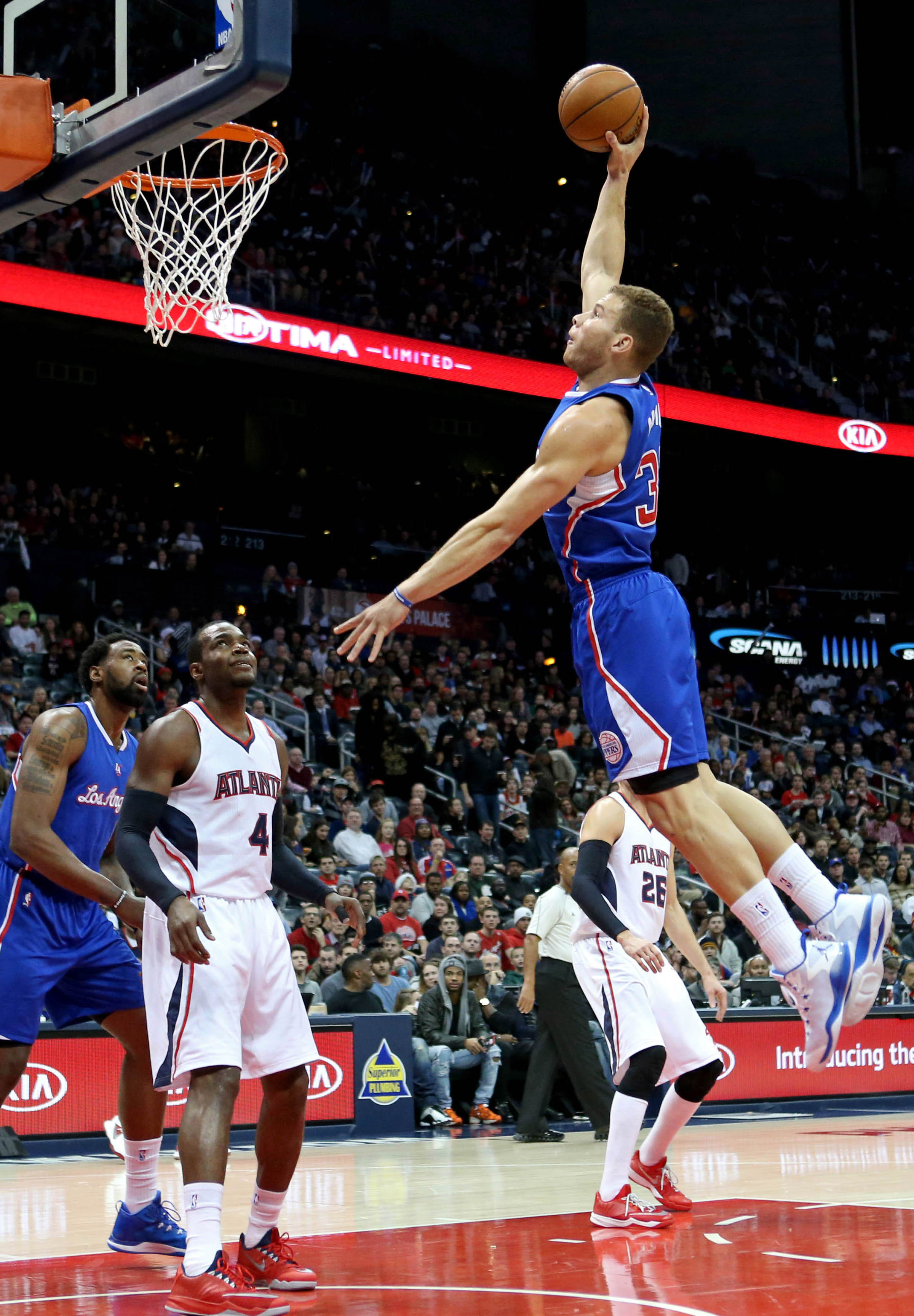 Blake Griffin to return to action against Rockets