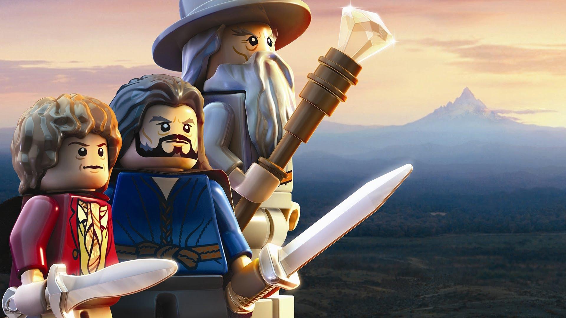 Lego: The Hobbit won't get Battle of the Five Armies DLC