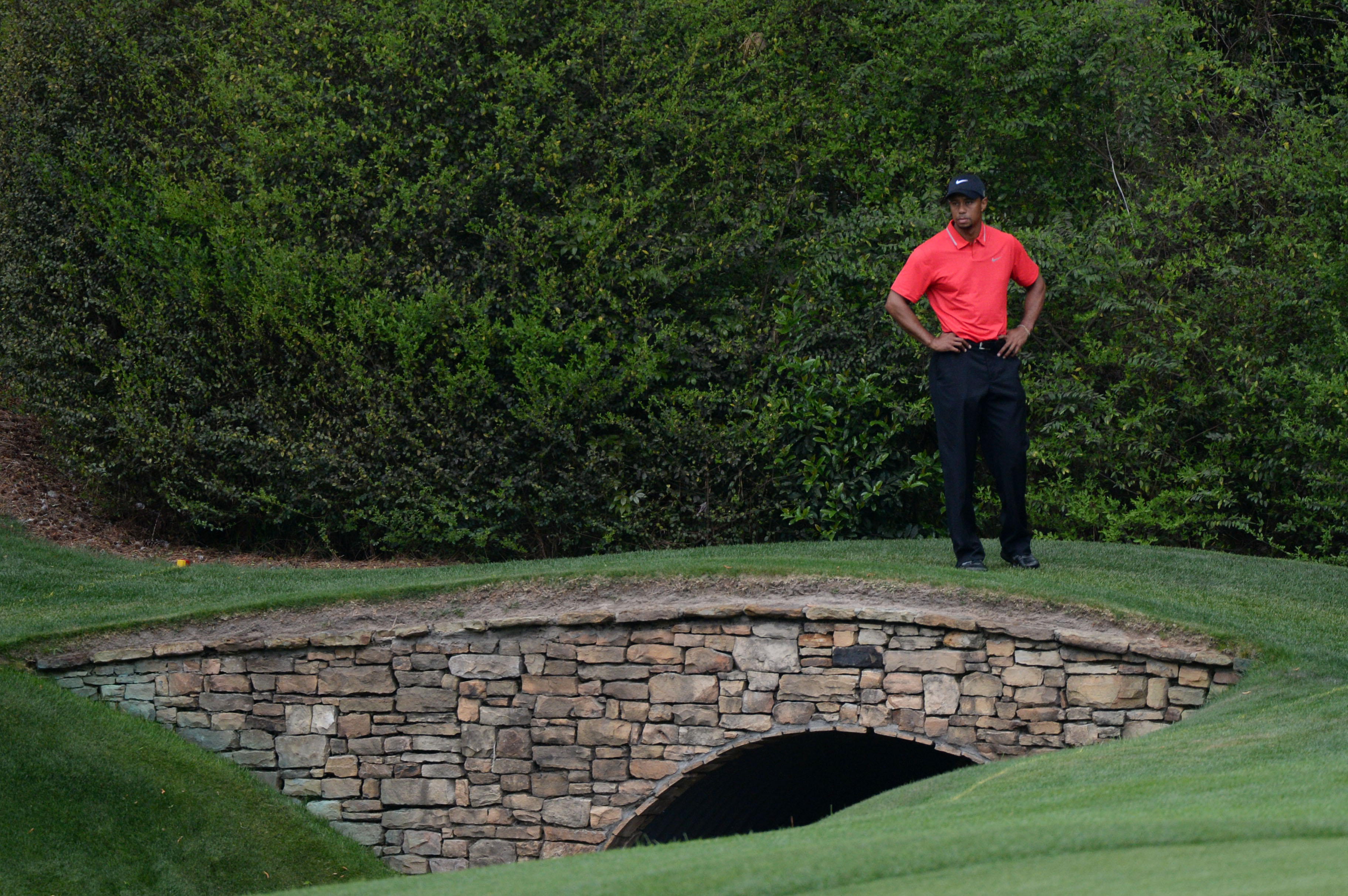 Should Tiger Woods skip the Masters?