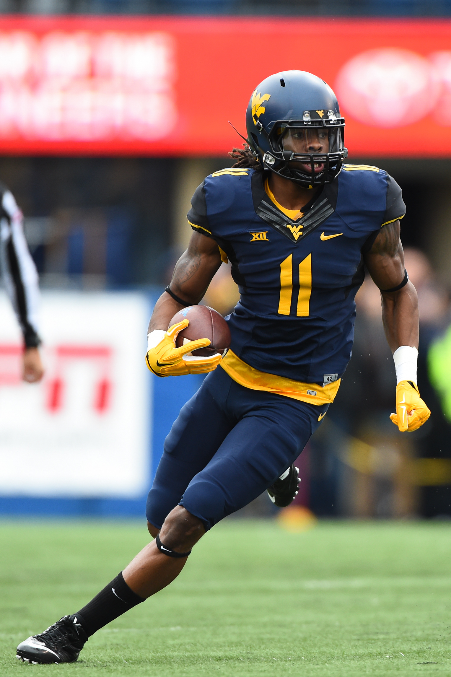Kevin White might have the highest upside of any receiver in the NFL Draft