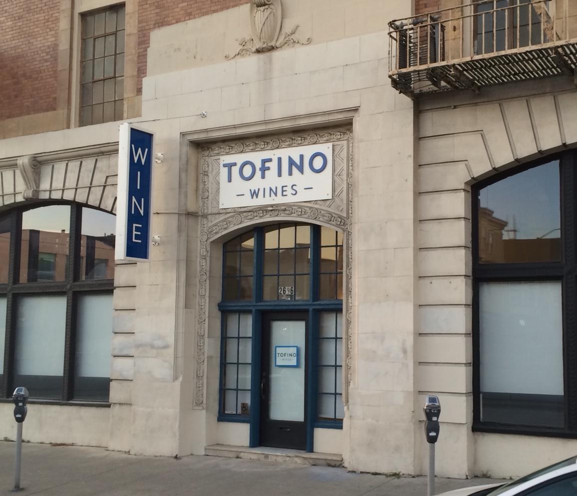 Tofino Wines