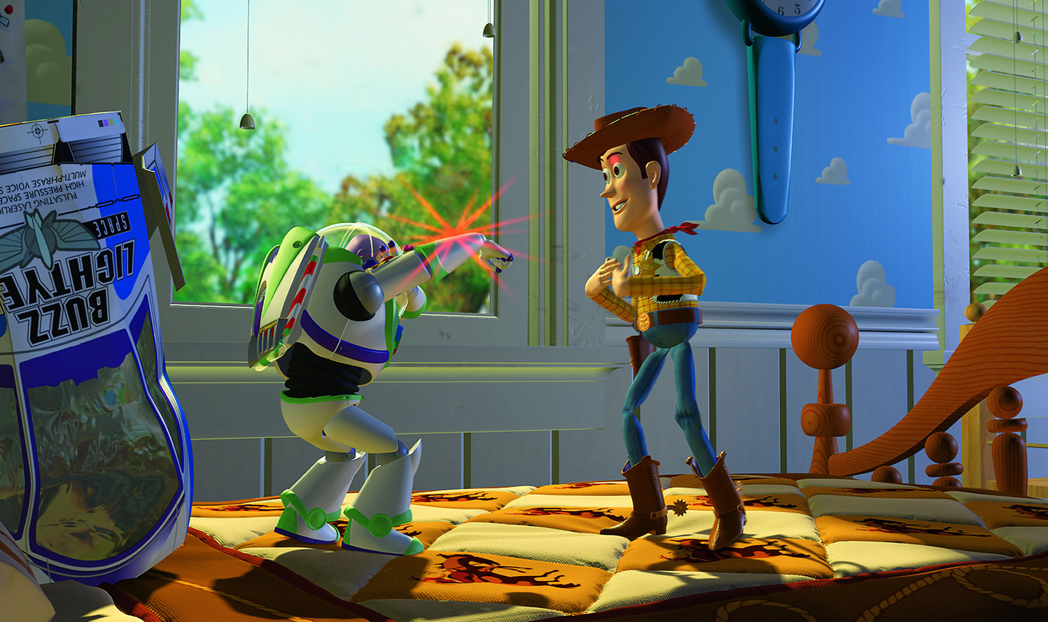 Toy Story, 20 years later: how Pixar made its first blockbuster ...