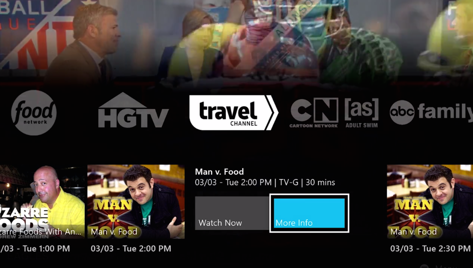 Sling TV brings cable to Xbox One today, get your free trial now