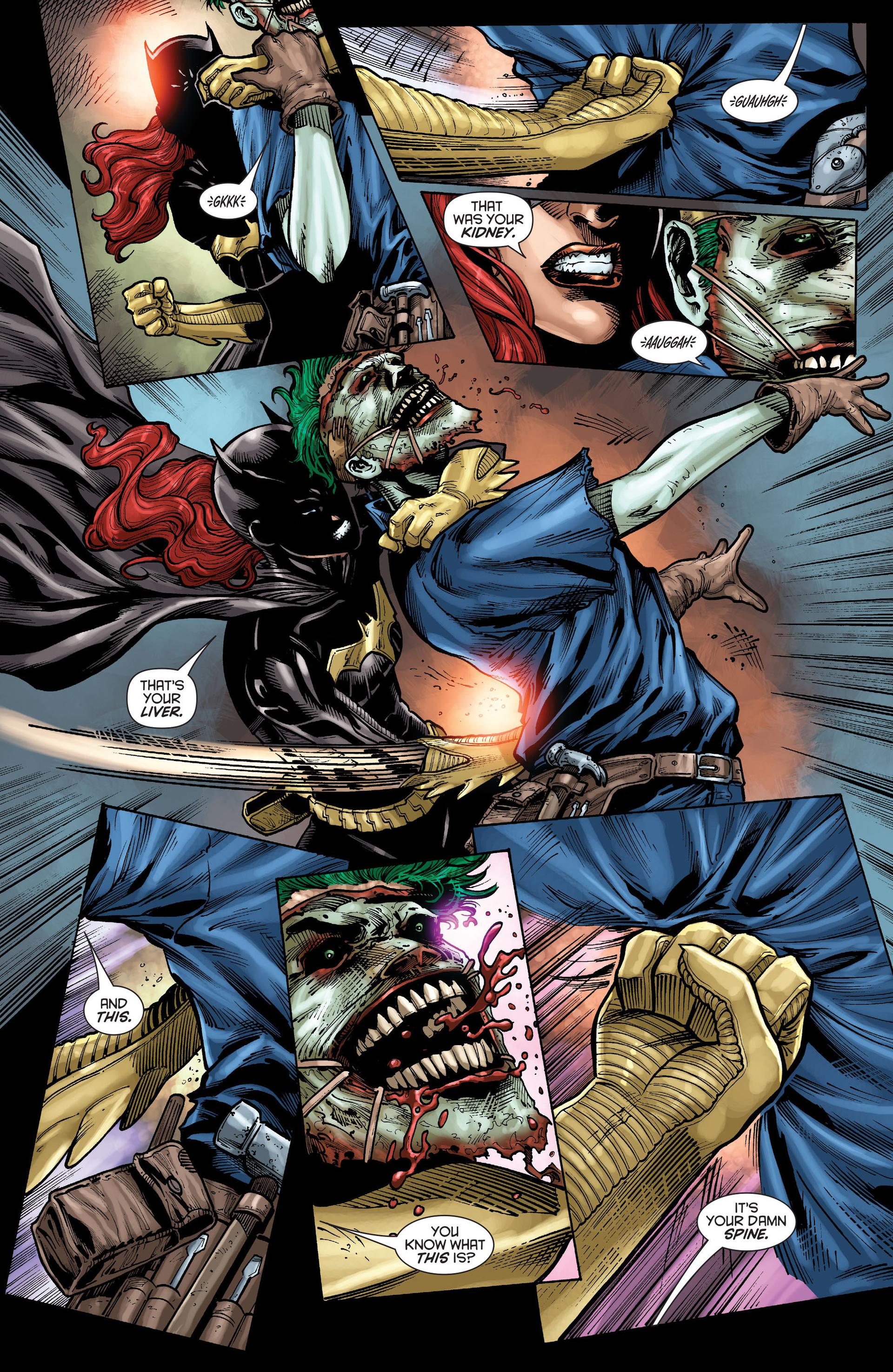 DC Comics pulls controversial Batgirl cover at creators' request