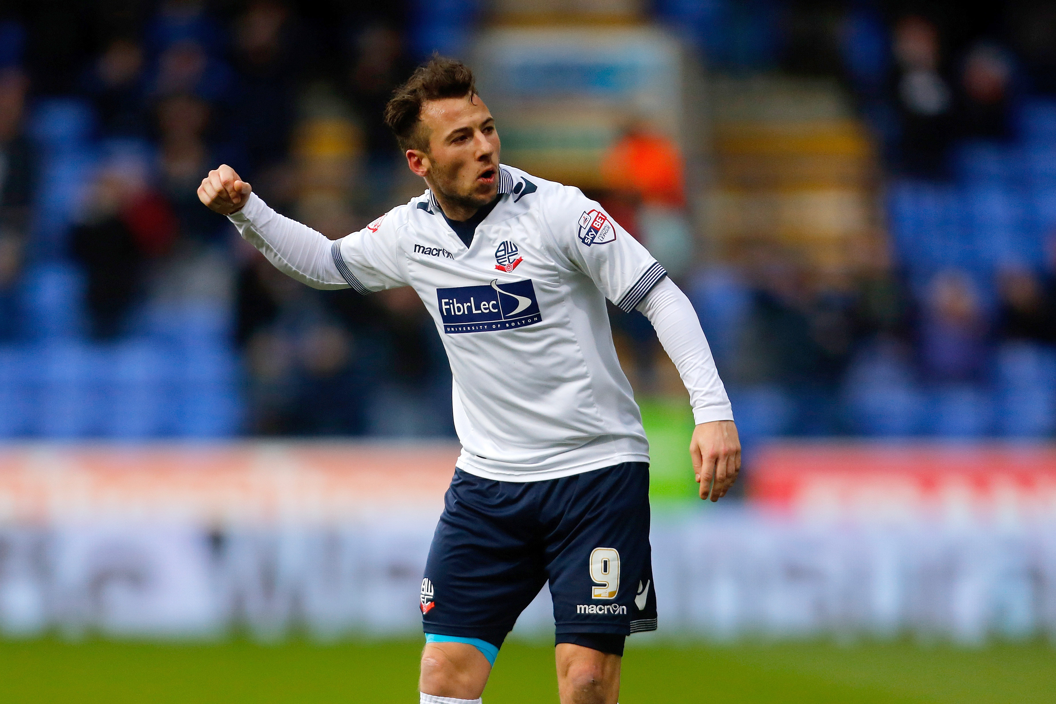 Can Le Fondre continue his goalscoring exploits tonight? Answer: Nope, he's not playing!
