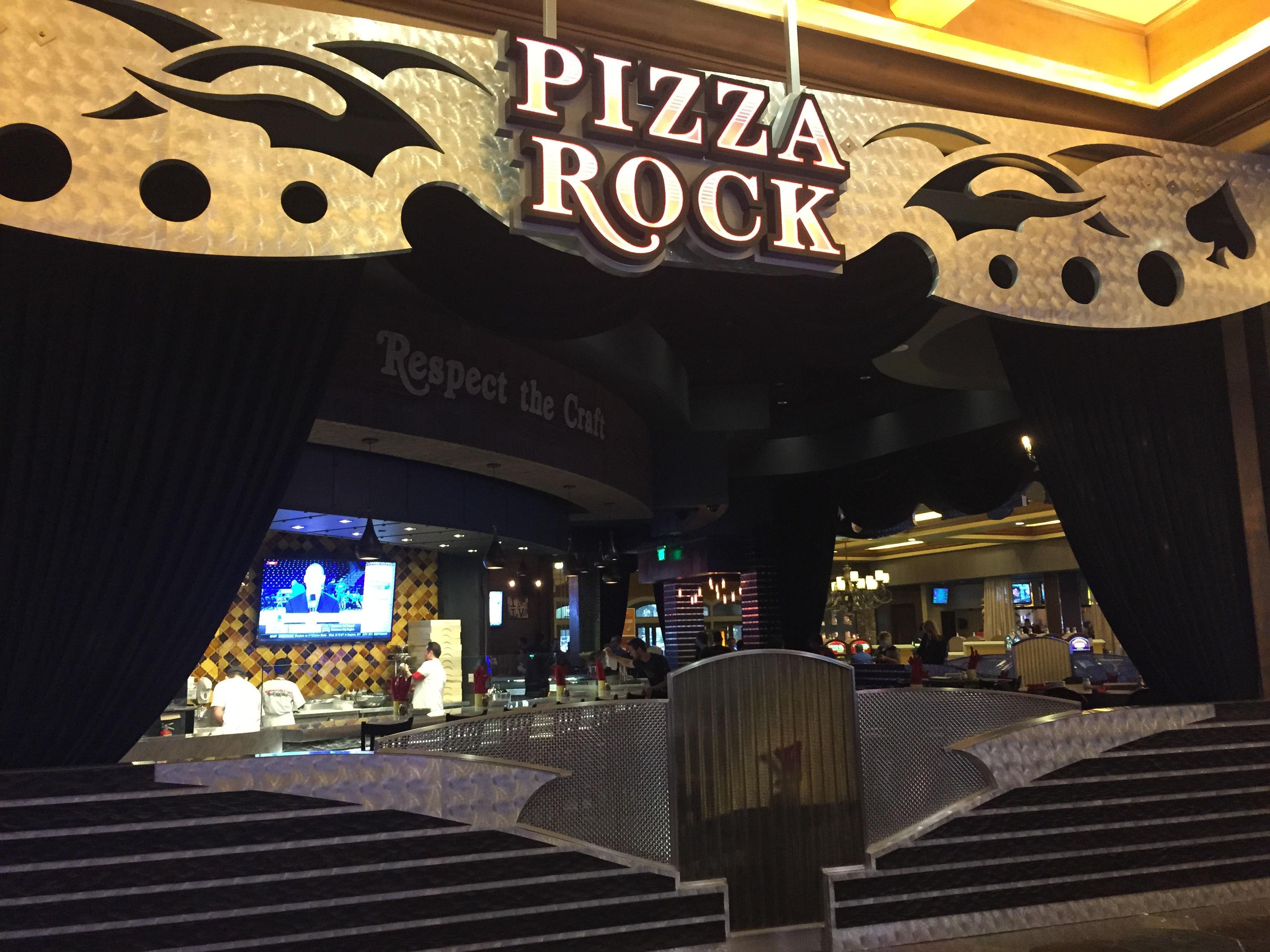 Pizza Rock Green Valley Ranch