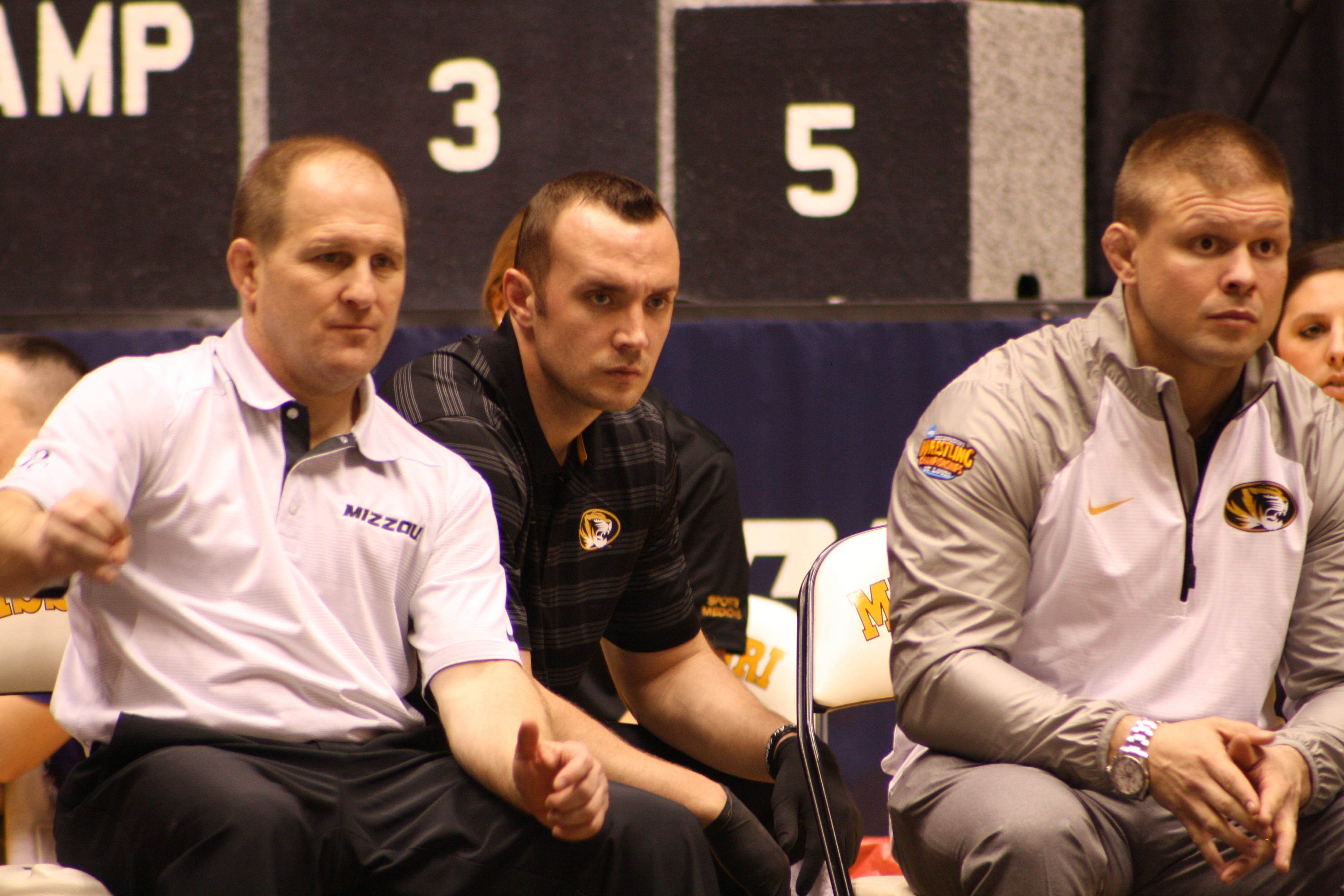 Can Brian Smith and company lead the Tigers to their first National title?