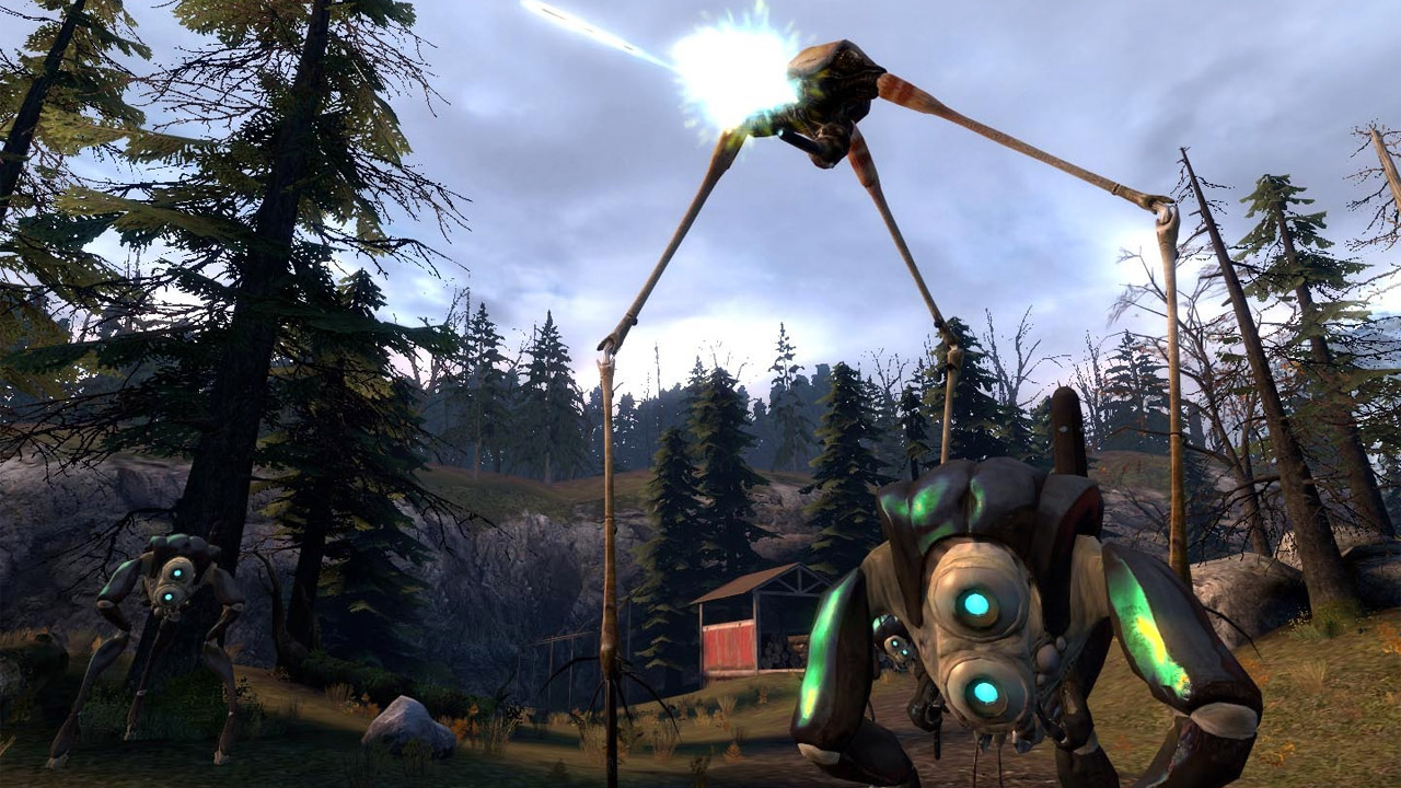 Gabe Newell on Valve's game development plans and the possibility of more Half-Life
