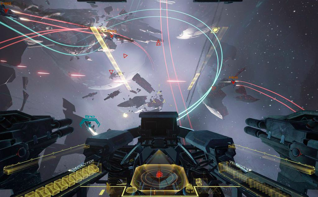 Eve: Valkyrie may be VR's killer app: Hands-on with the latest version of CCP's space fighter