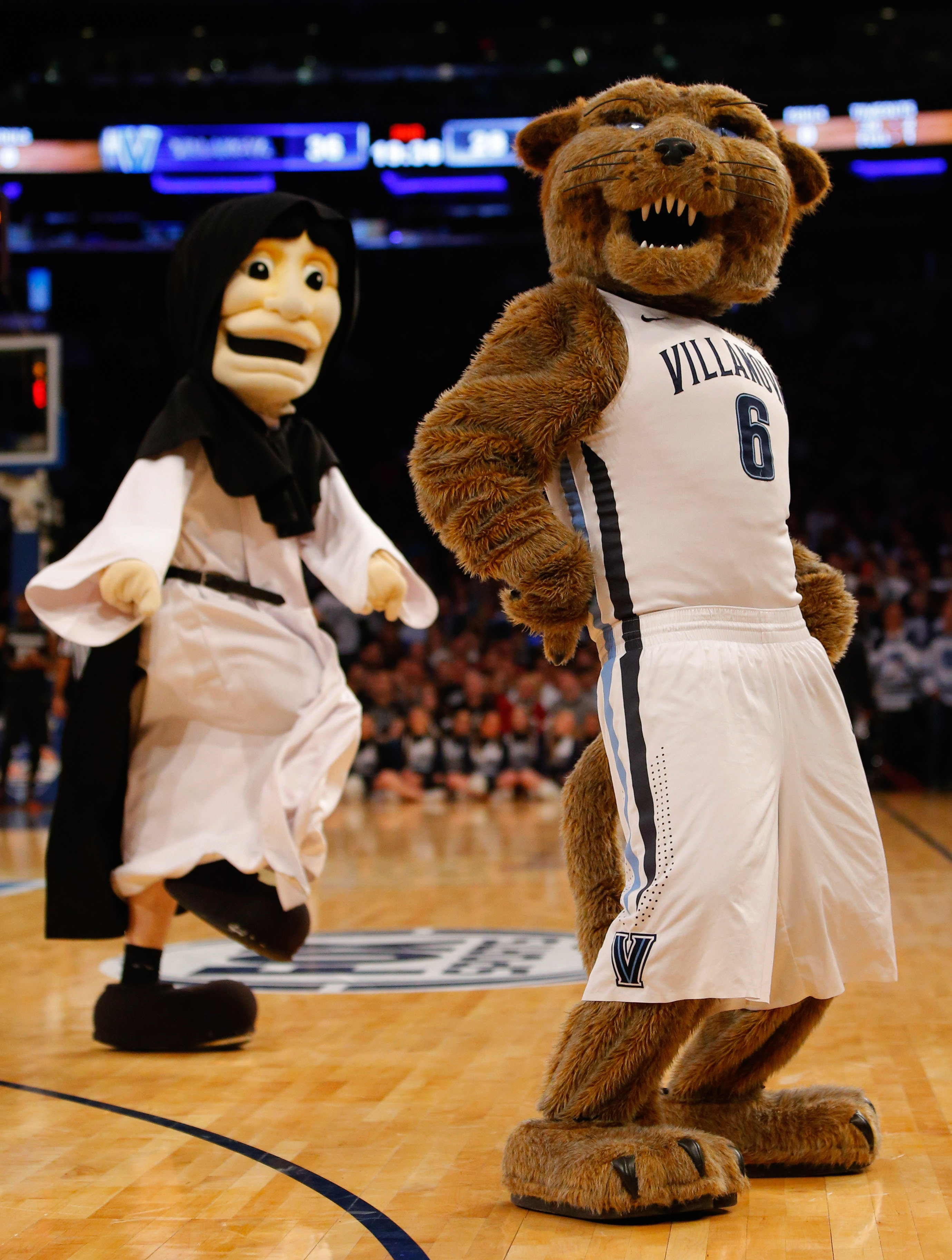 That is one scary looking Friar.