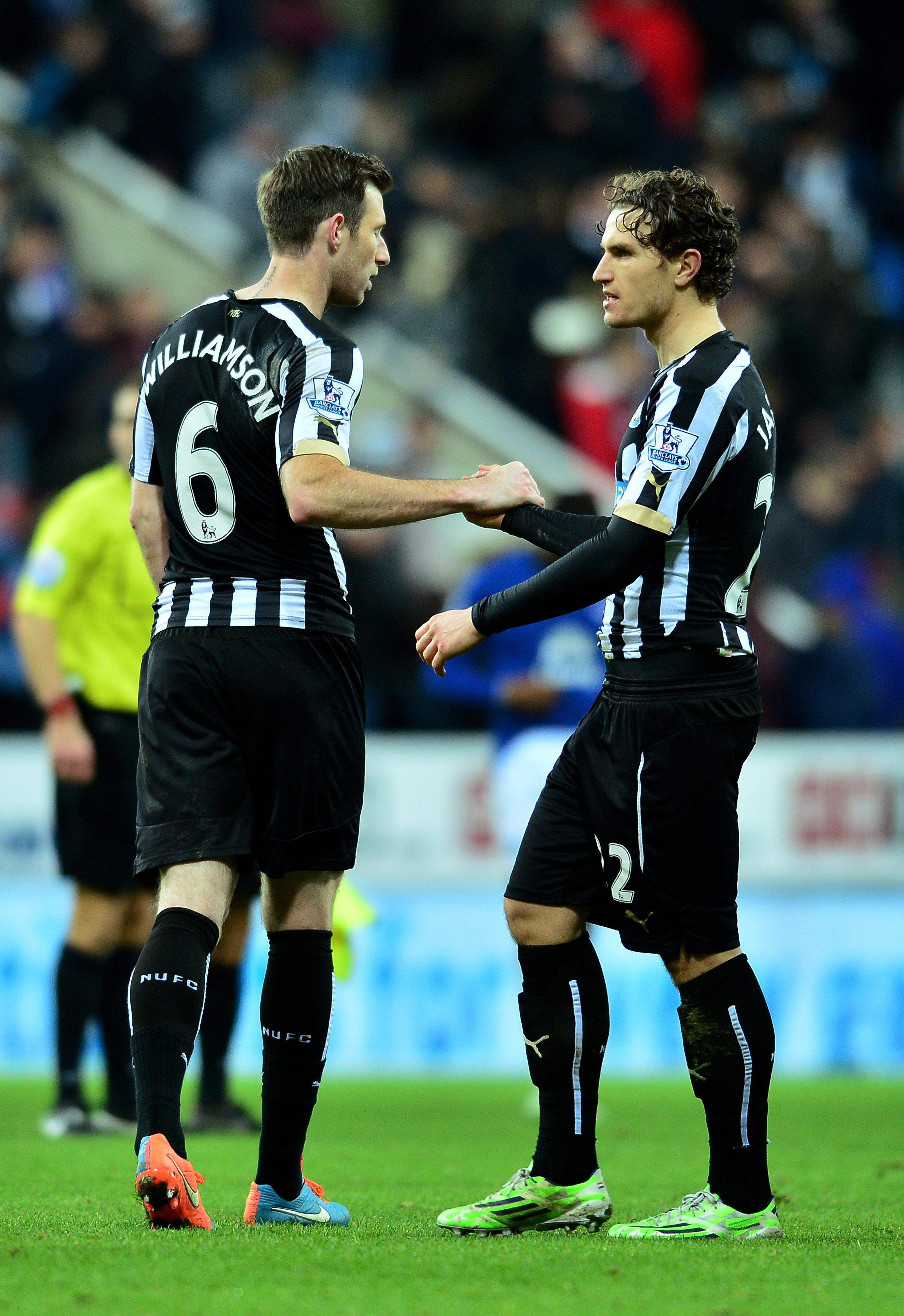 Newcastle's Center Back pairing!