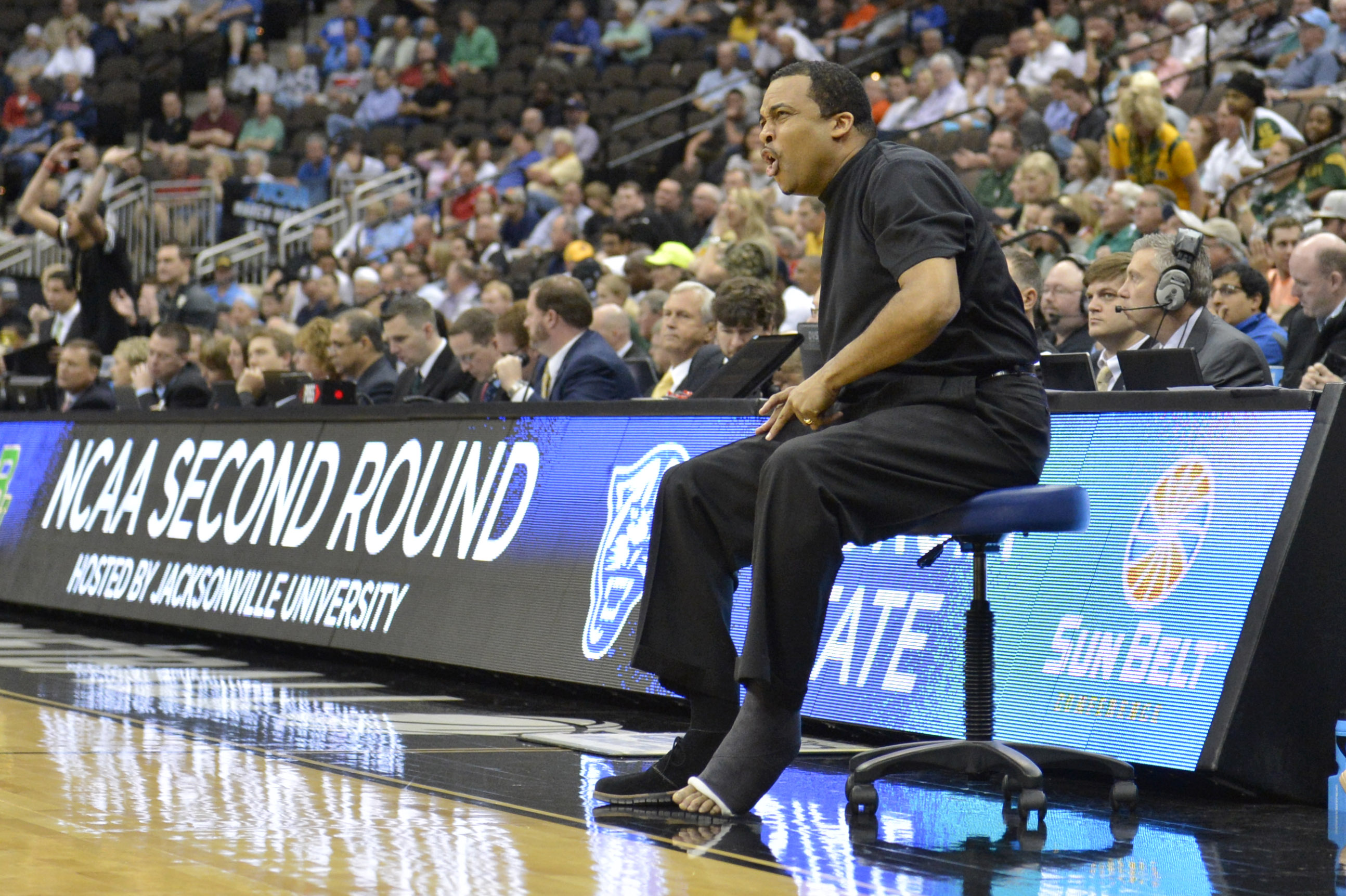 Georgia State coach worried about the Secret Service after President Obama joke