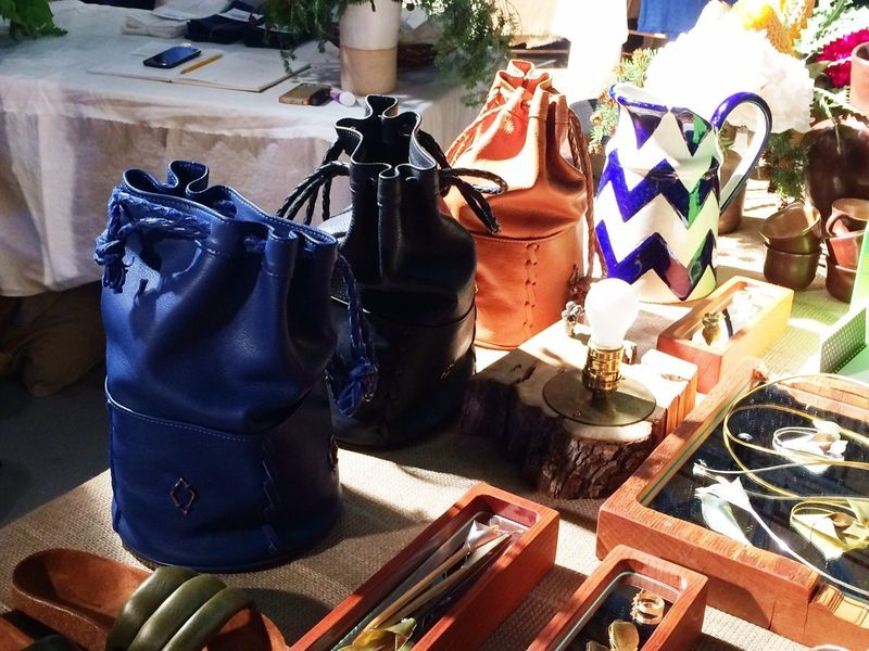 "Scenes from <a href=""http://la.racked.com/2014/12/15/7564419/tk-63#4379460"">last December</a>'s bazaar."