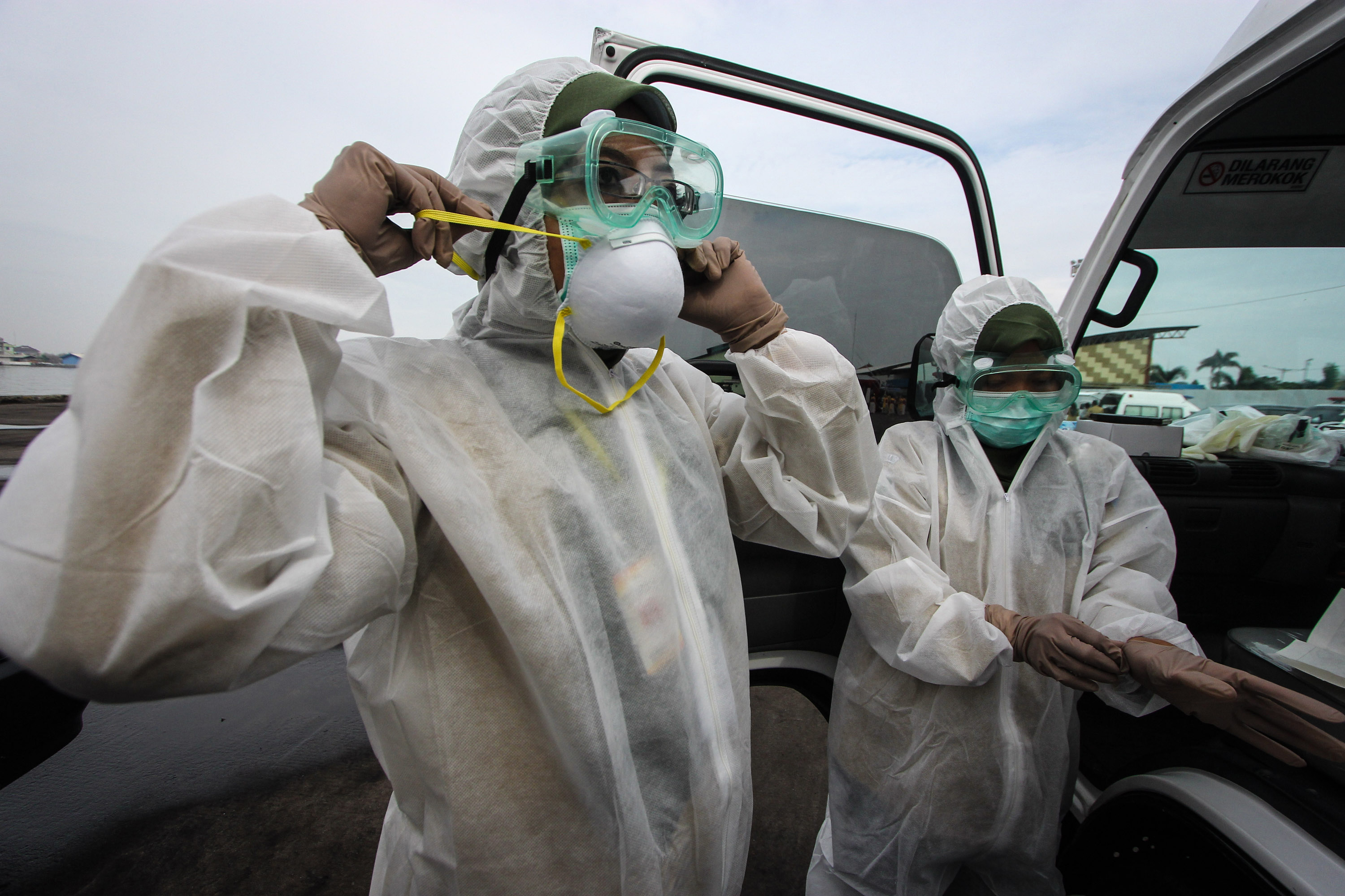 Google made a tablet for Ebola fighters that can be sanitized with chlorine