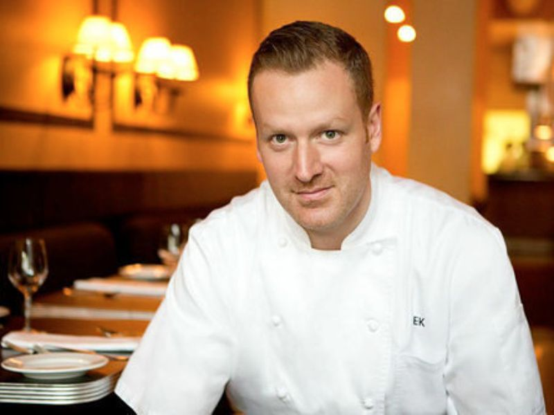 Chef Eli Kulp