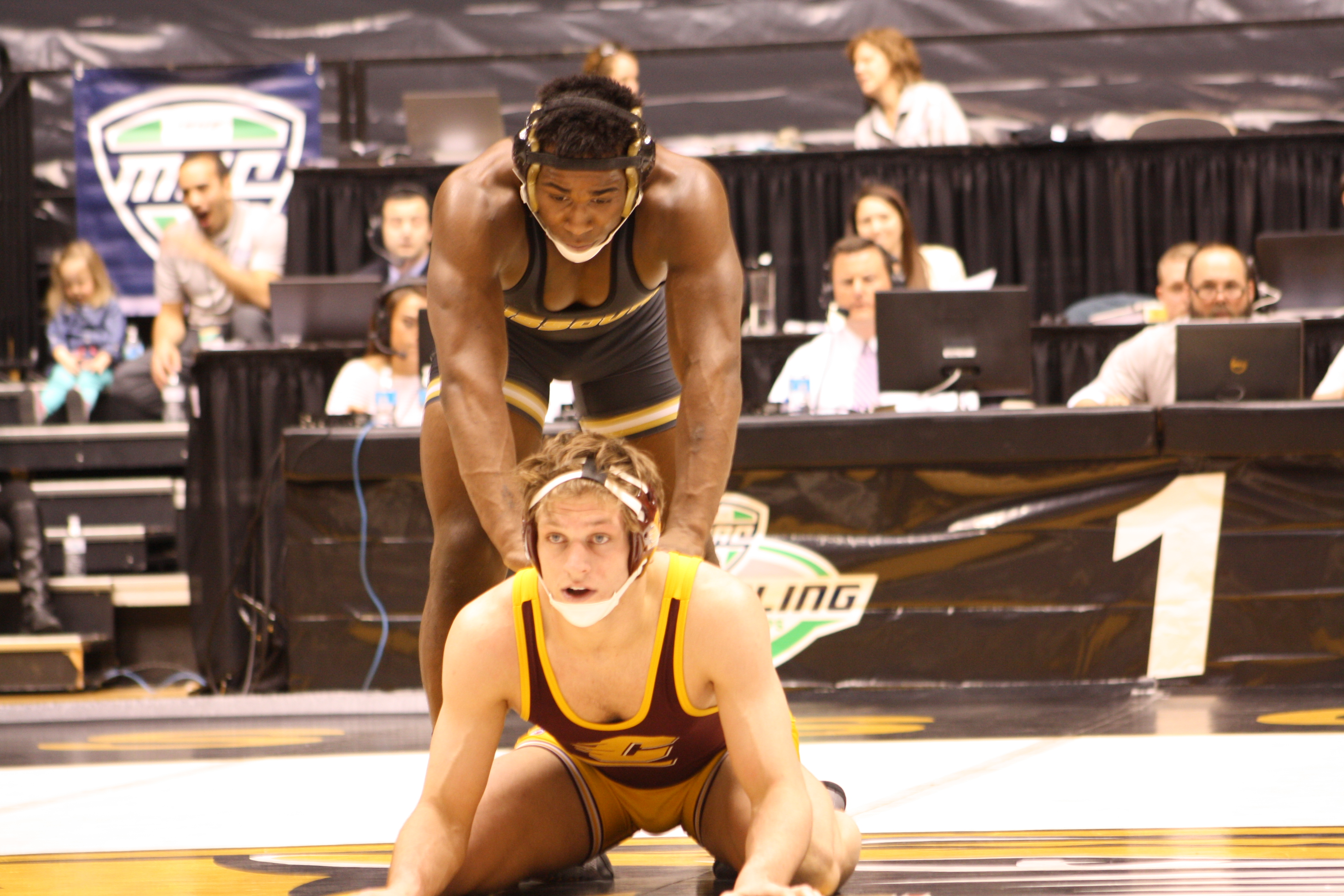 J'Den Cox and Co. still have lots to wrestle for, a team title included