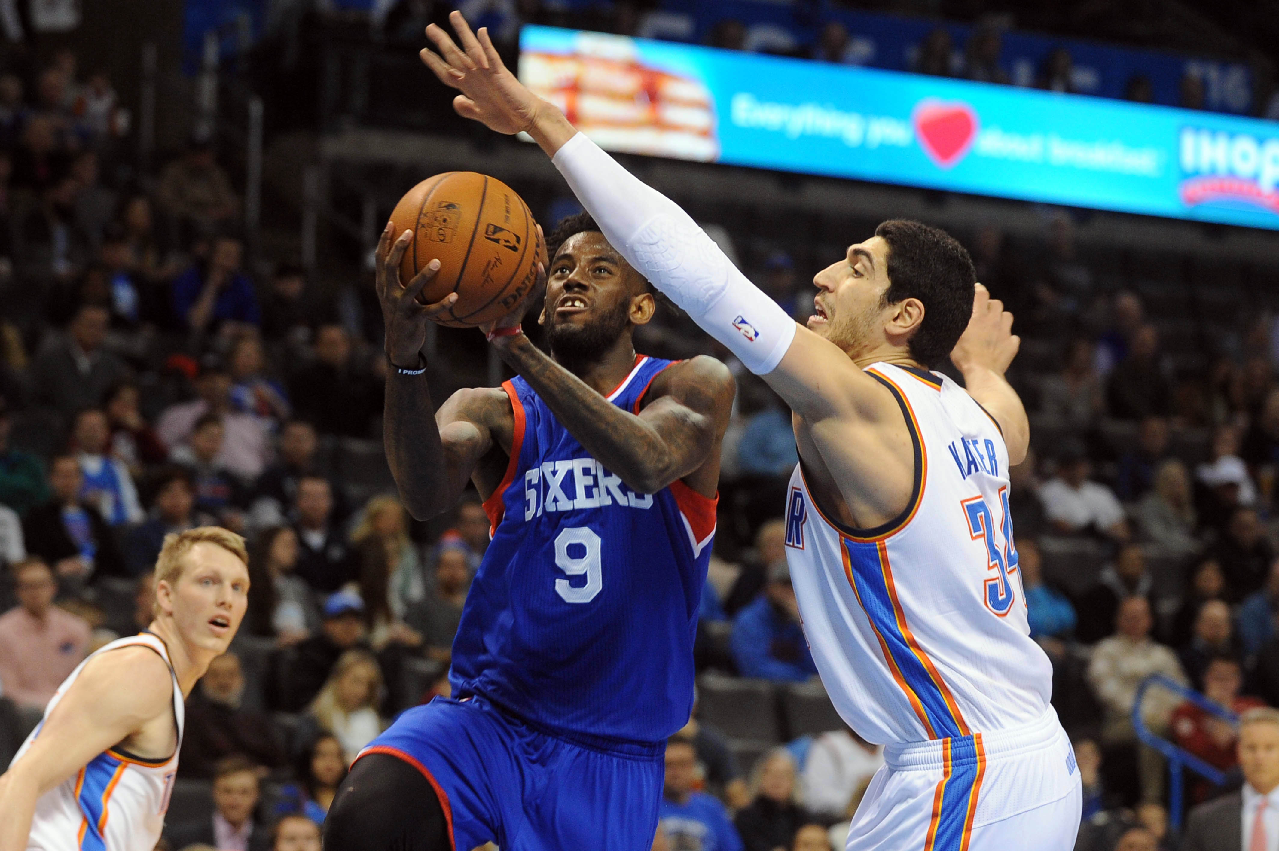 Can Enes Kanter help save the Thunder with Kevin Durant out?