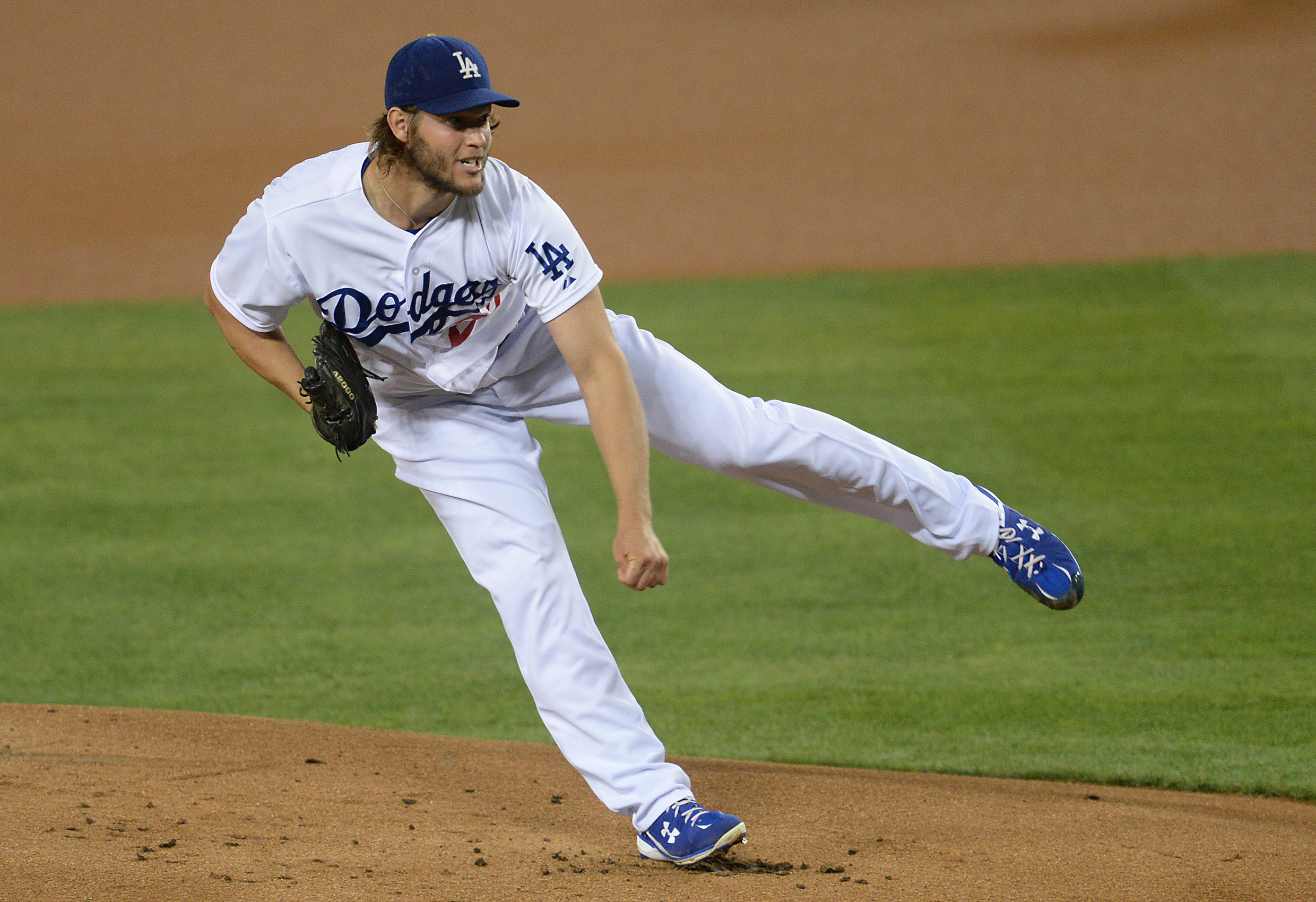 The best player in the NL West, Clayton Kershaw