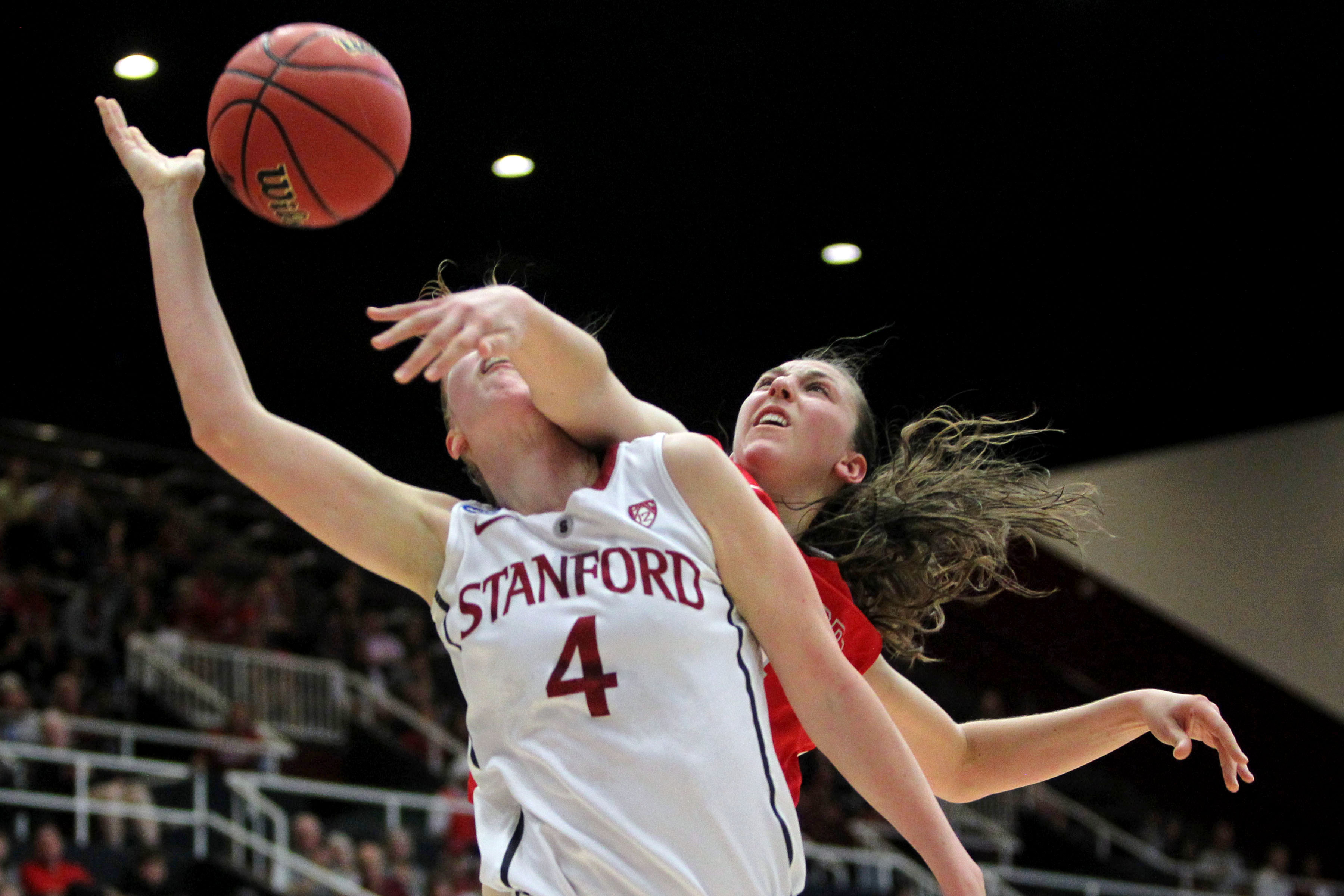 Not relevant. Not a swipe at Stanford men's basketball. I just liked this photo too much not to share it.