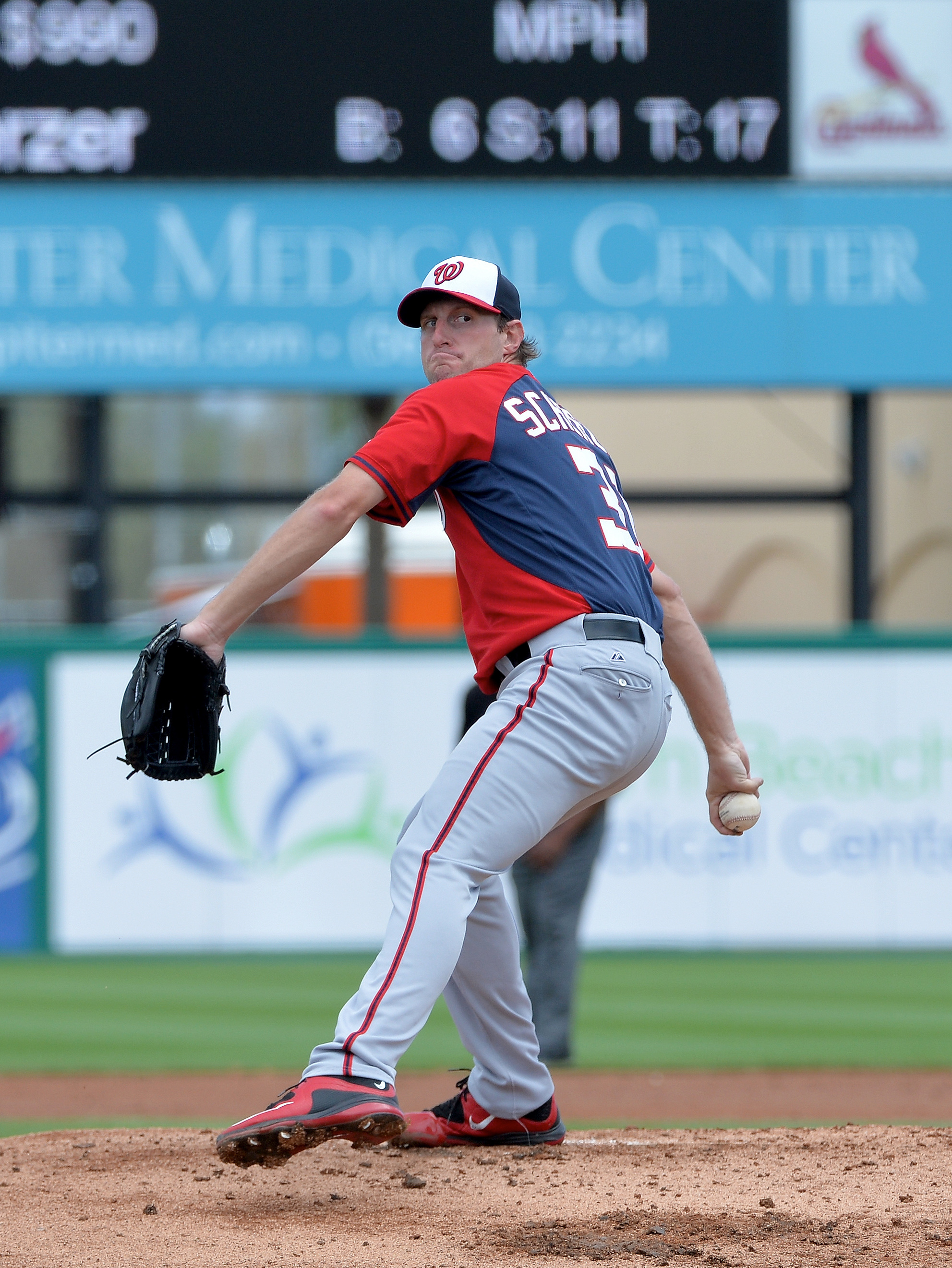 Is Max Scherzer the final missing piece to bring the Nationals franchise their first ever title?