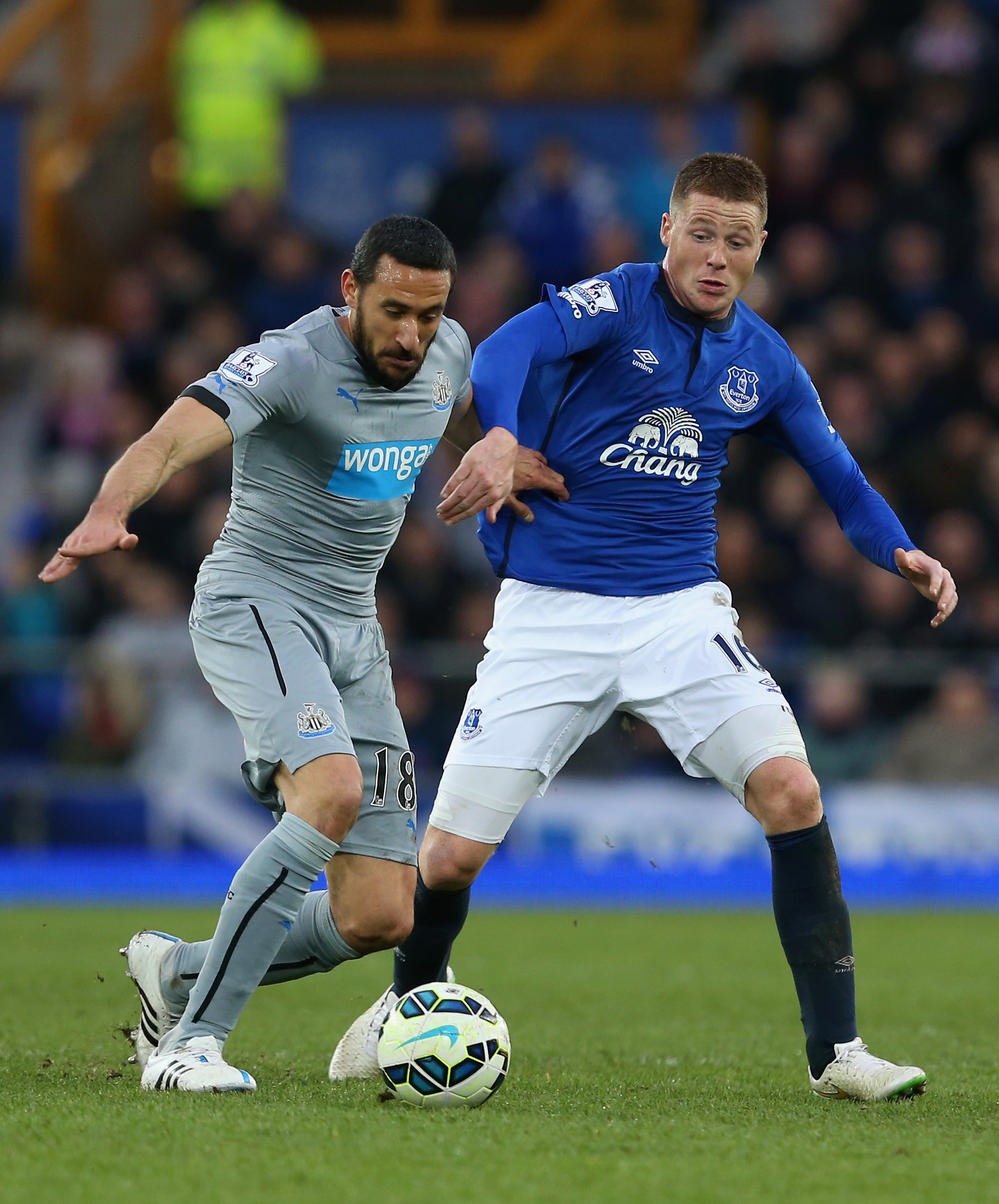 Who should stay and who should go? Shaping 2015-16 Newcastle United Day 2: Midfield