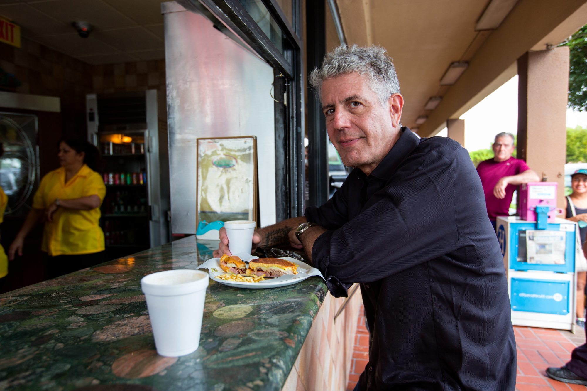 Anthony Bourdain's 'Parts Unknown' Returns for Fifth Season April 26