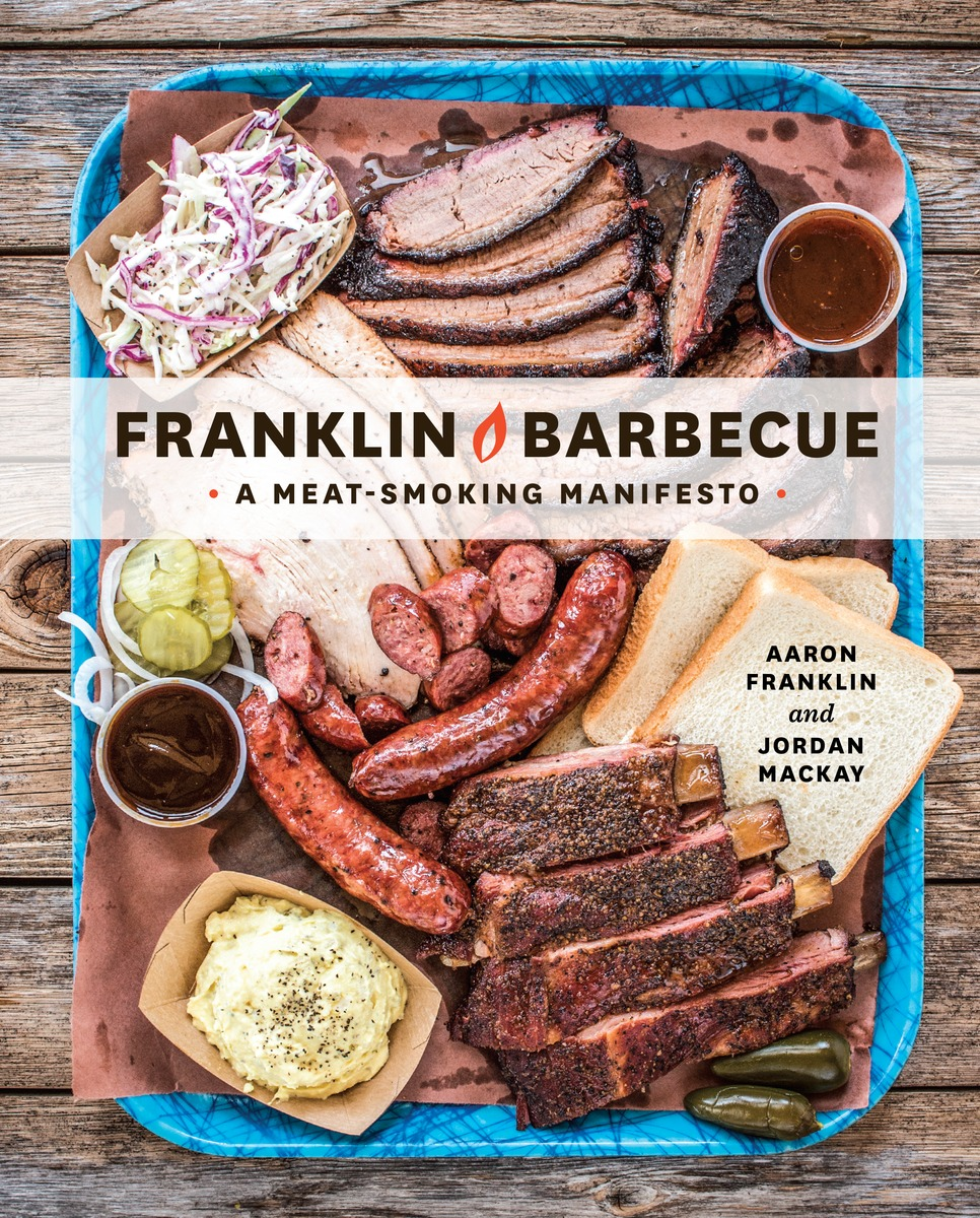 Look Inside Barbecue Hero Aaron Franklin's 'Low and Slow' Debut Cookbook