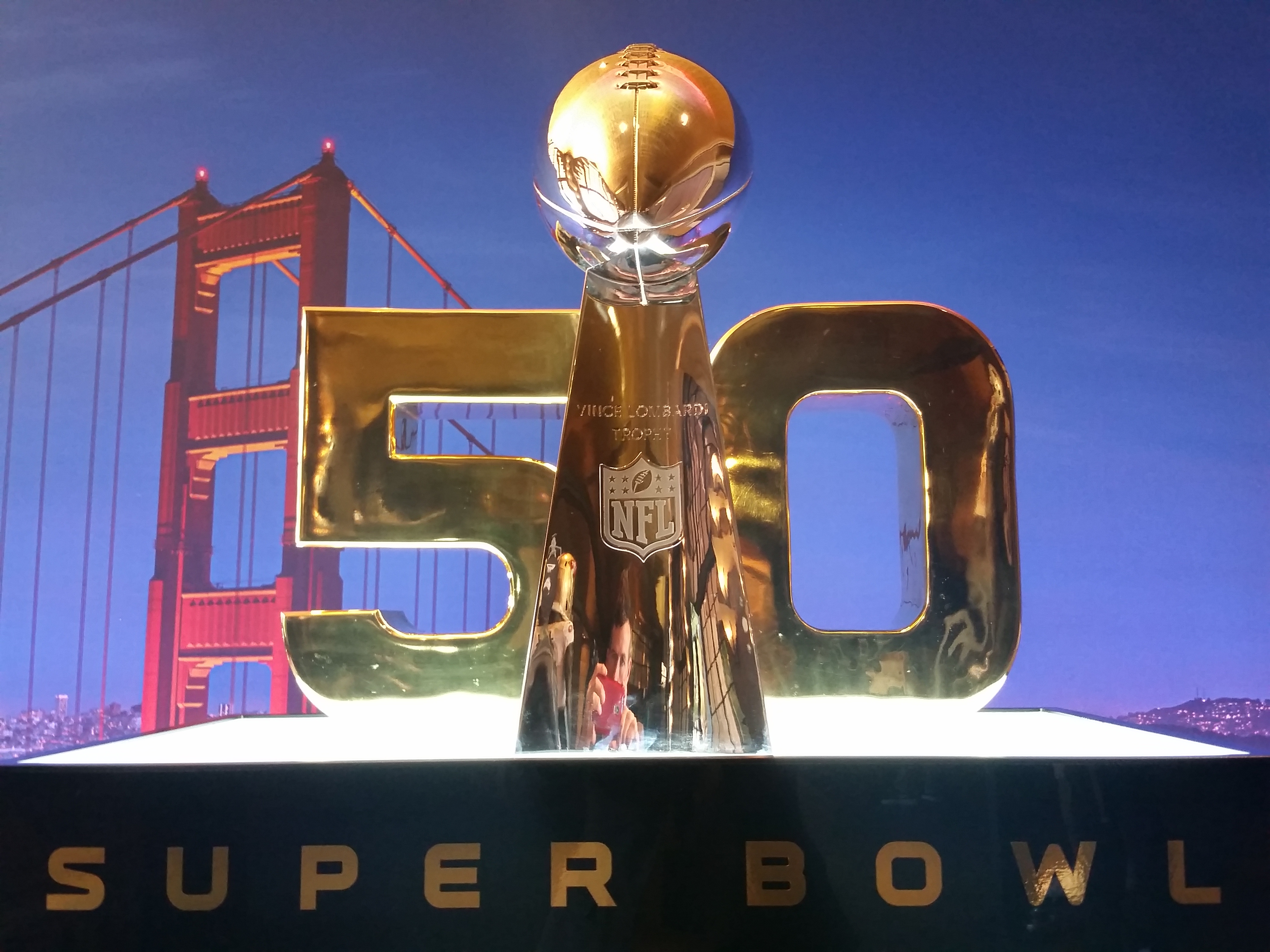 The NFL unveiled some of its Super Bowl 50 plans at the league's Annual Meeting