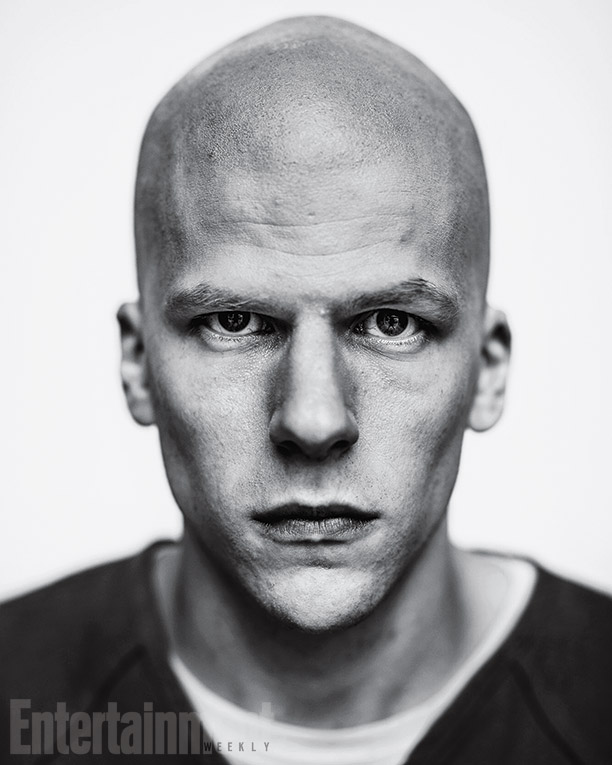 Our first look at Batman v Superman's Lex Luthor
