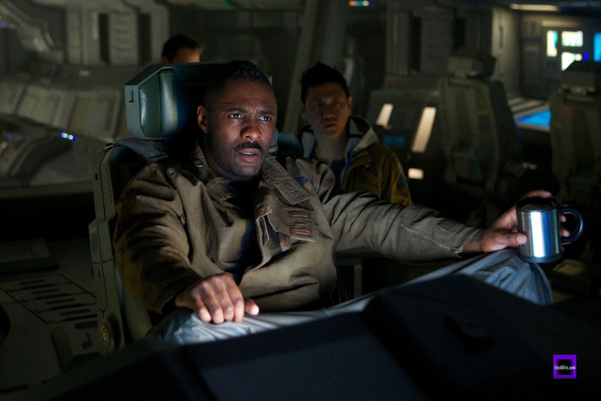 Looks like Idris Elba will be the villain of Star Trek 3