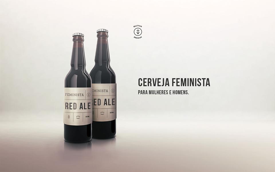 New Feminist Beer Challenges Raging Sexism in the Beer Industry