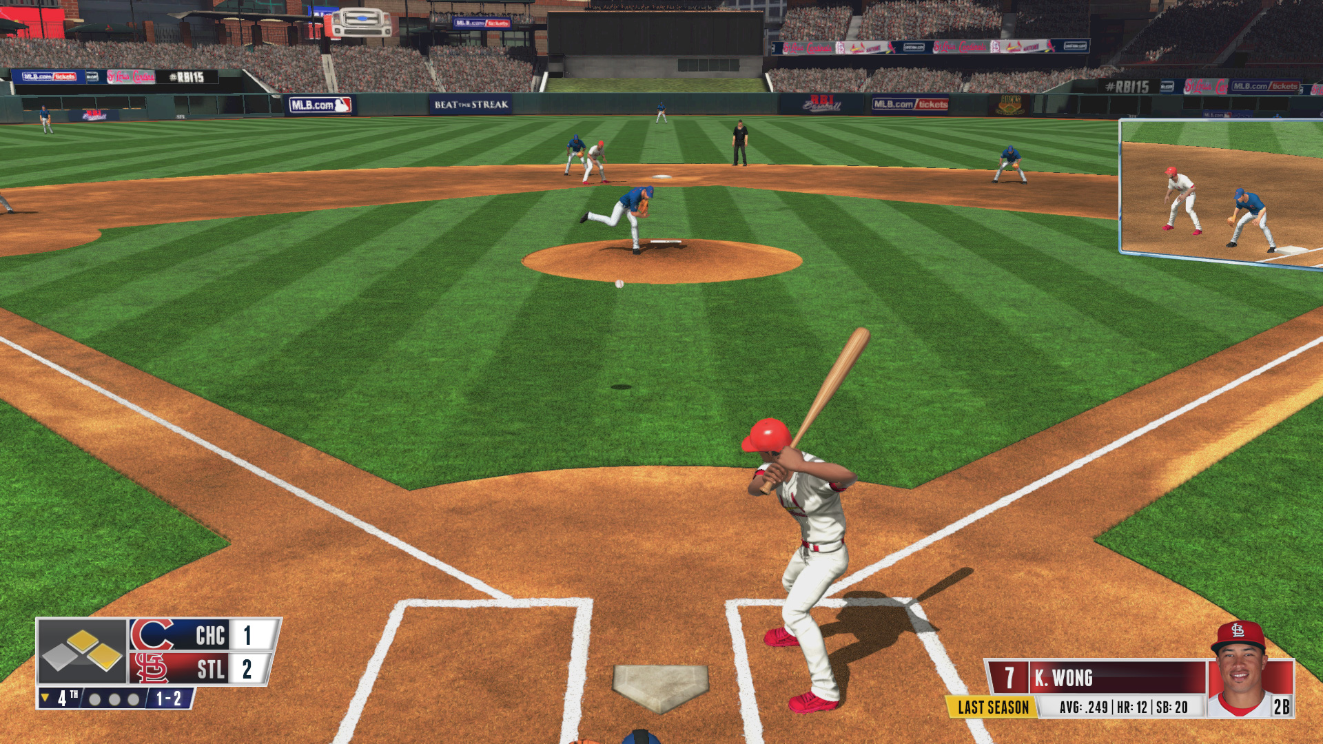 R.B.I. Baseball 15 launching March 31 on PS4 and Xbox One (update)