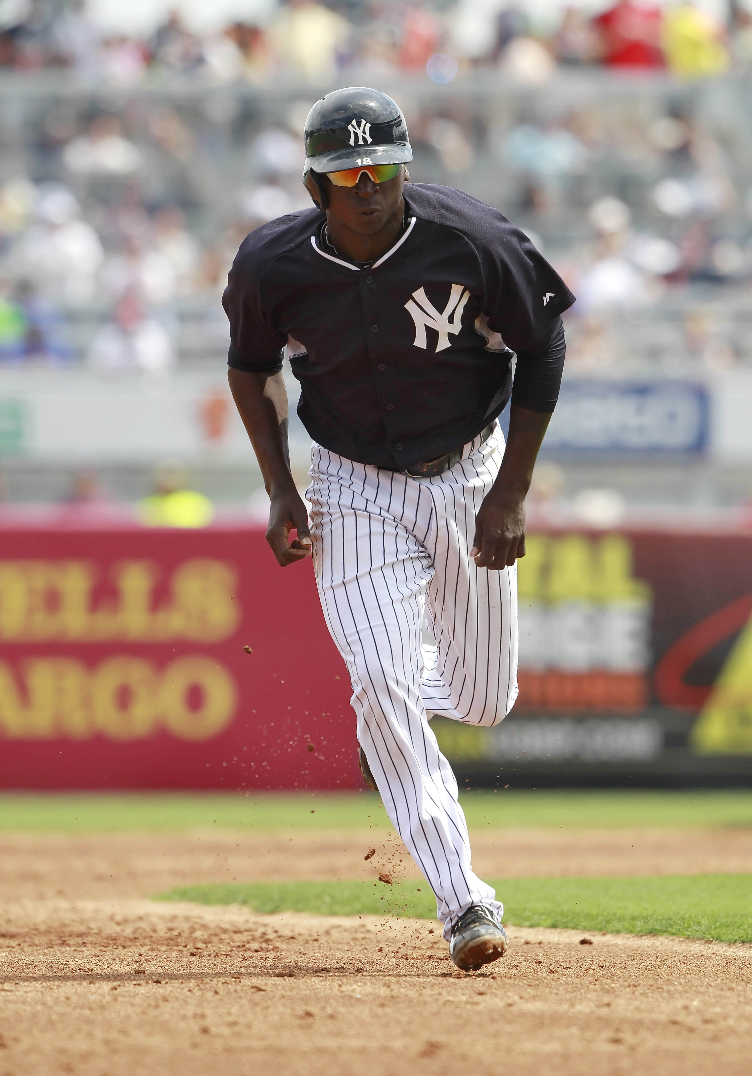 You were expecting Jeter perhaps?