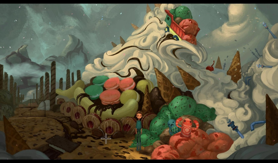 Double Fine's Broken Age documentary series is now free for all