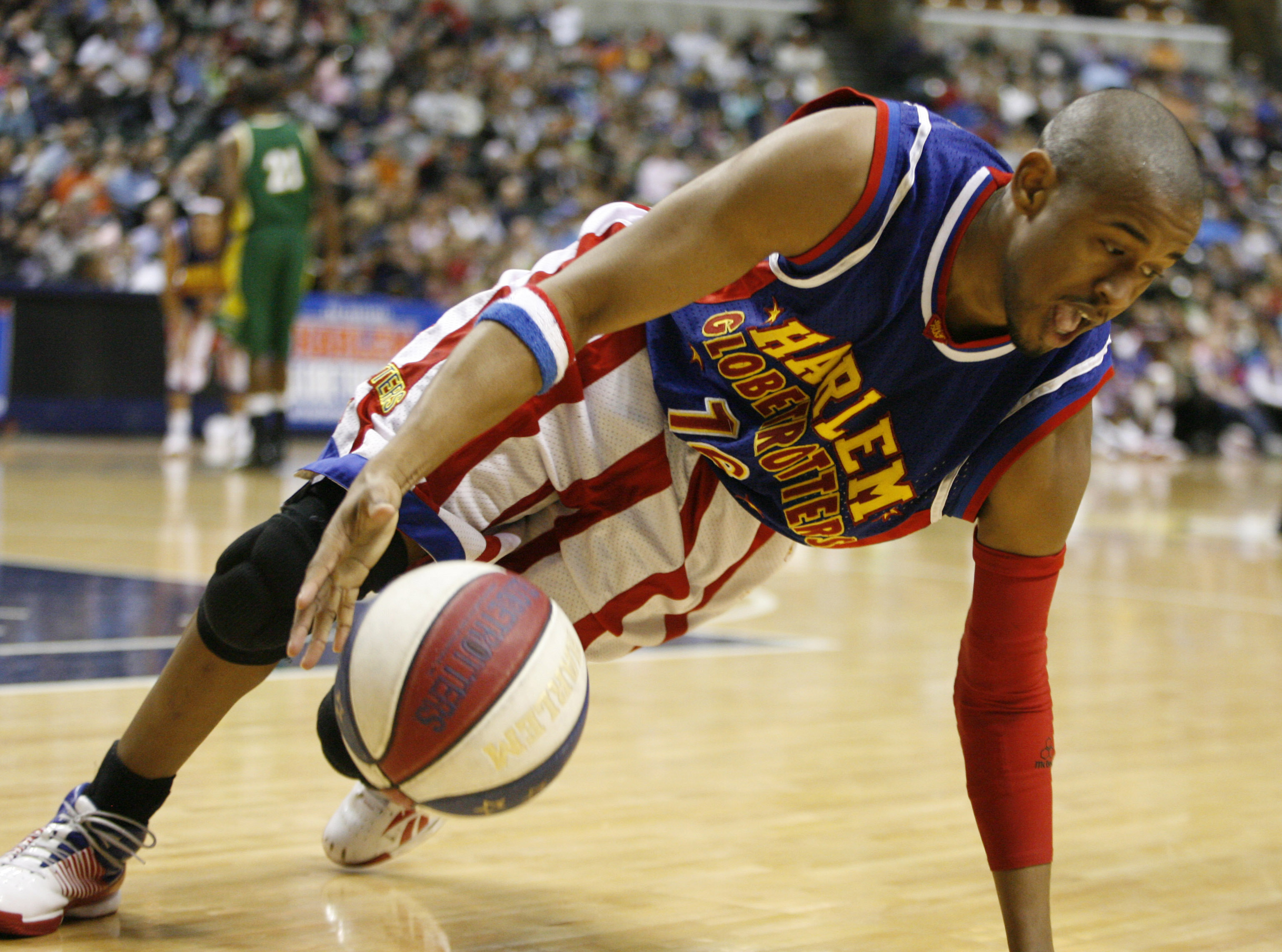 Great college teams can't even beat the Harlem Globetrotters