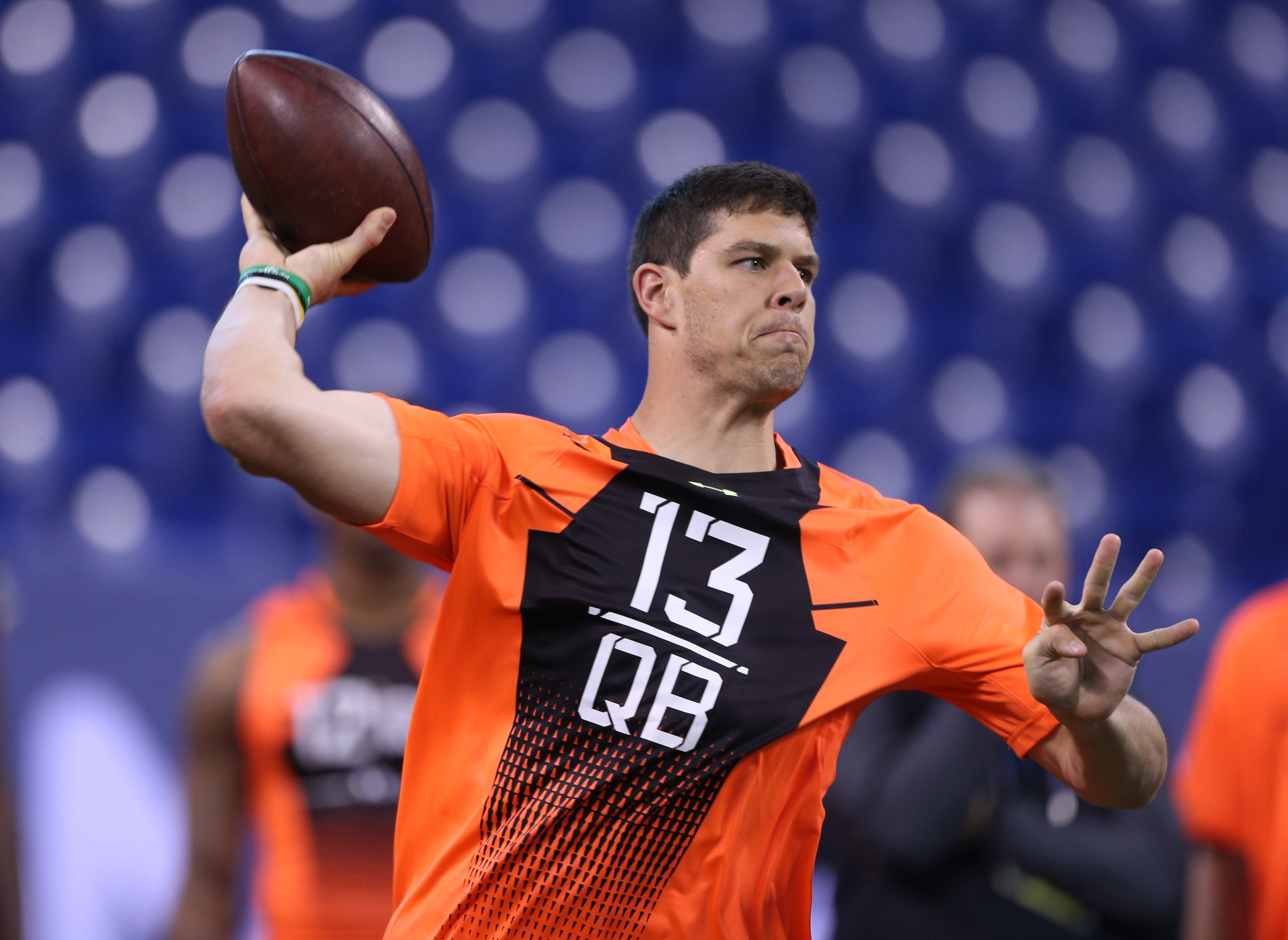 NFL Draft picks 2015: Bryce Petty goes to Jets in 4th round