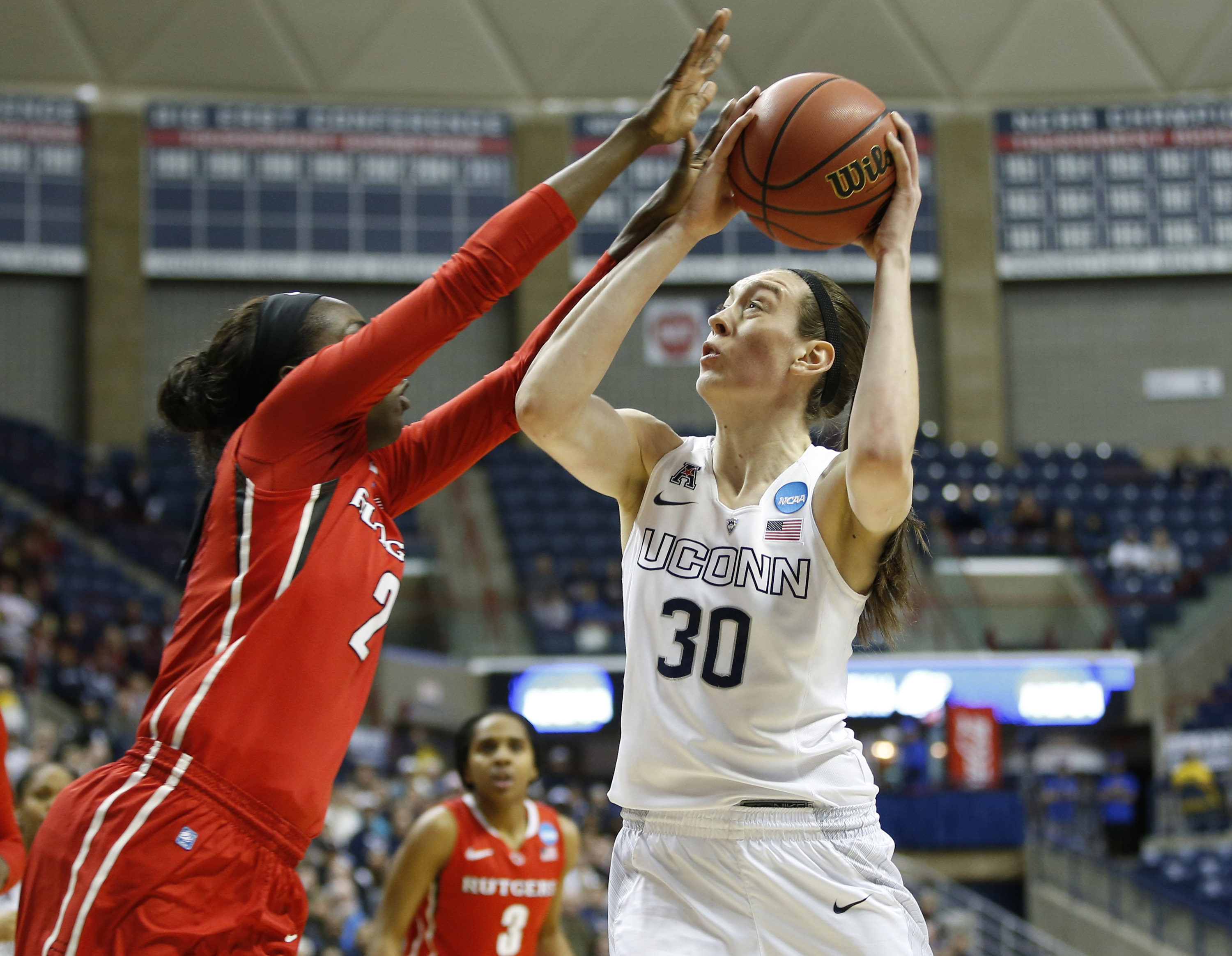 Women's NCAA Tournament 2015 schedule and bracket: The Elite Eight will be set on Saturday