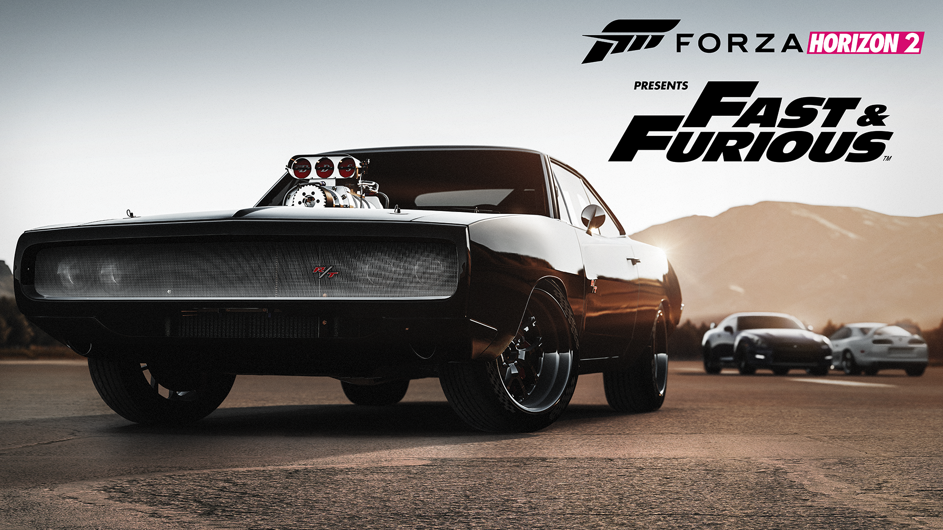 You can play the standalone Fast & Furious Forza game for