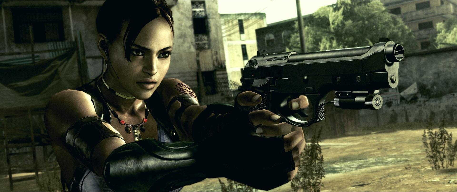 Resident Evil 5 gains Steamworks support, but GFWL DLC won't transfer (Update)