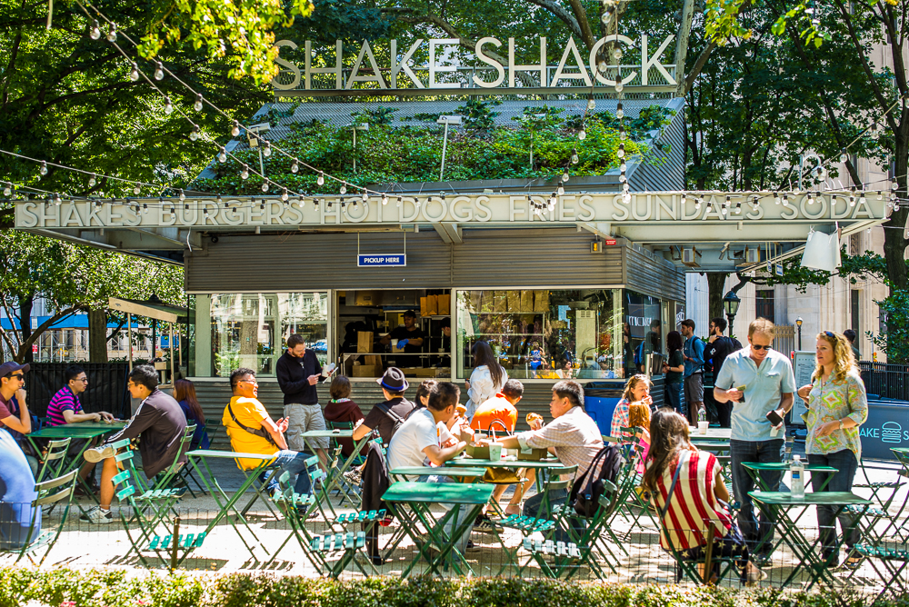 Looks Like the Original Shake Shack Is Set to Make a Big Comeback in May
