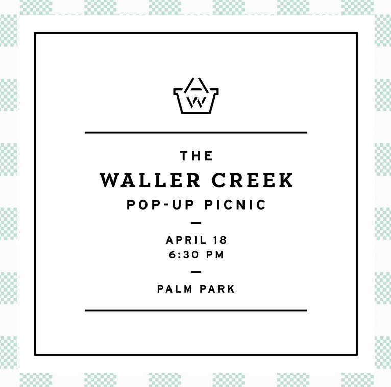 Waller Creek Pop-Up Picnic
