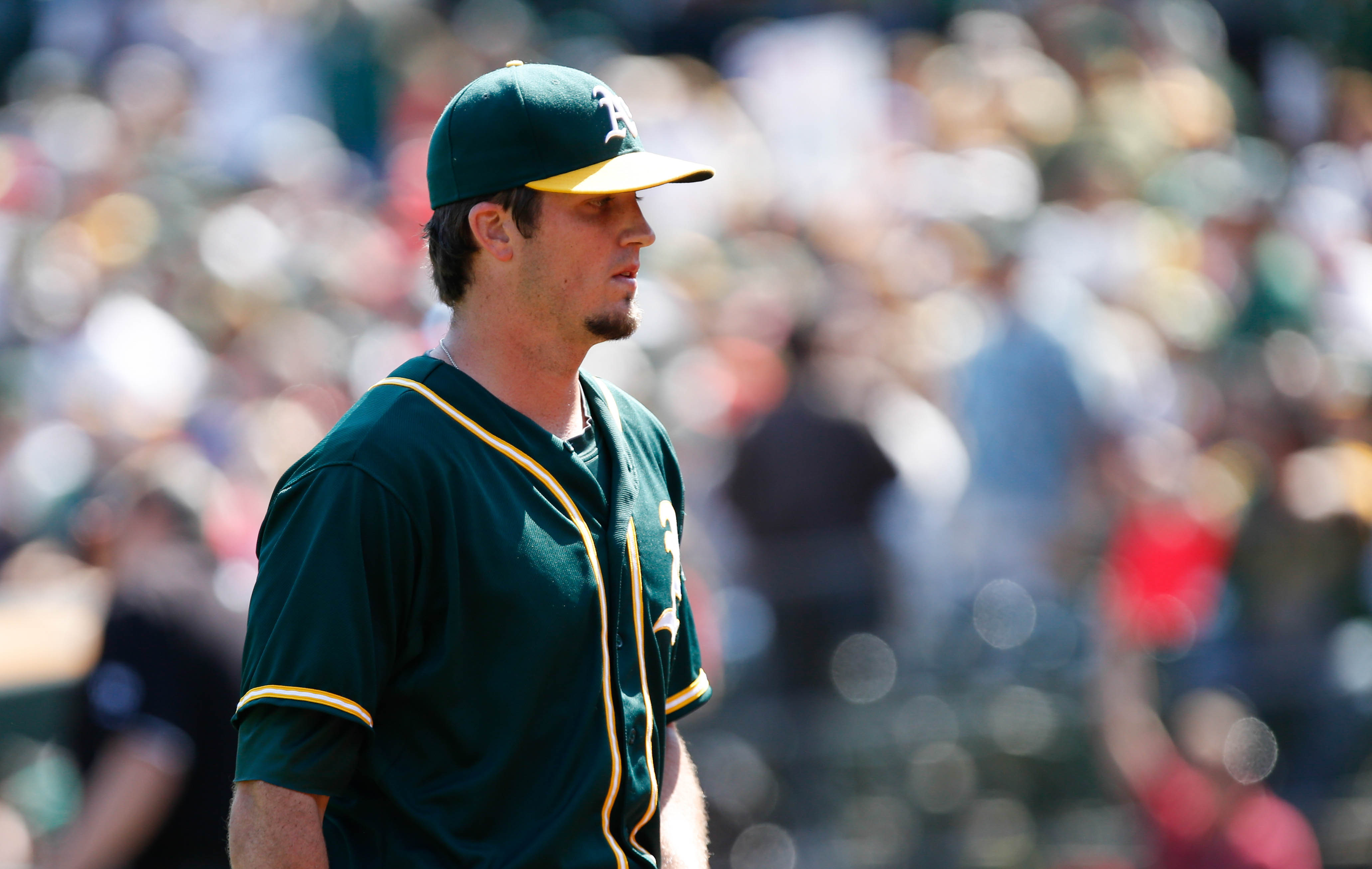 If the A's want to send down Drew Pomeranz to gain another year of control, then why the hell shouldn't they?
