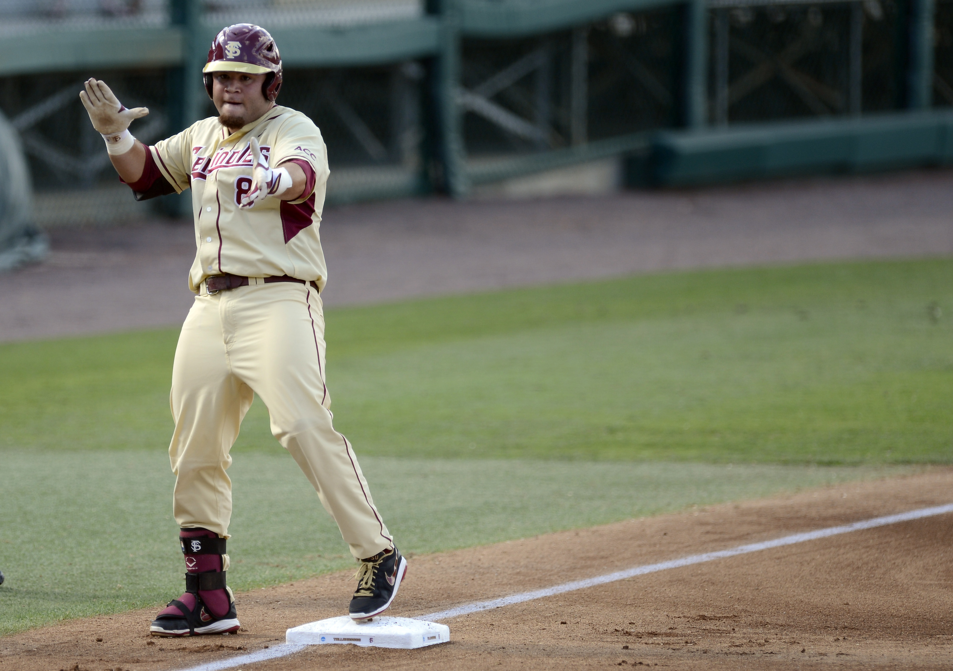 Florida State's D.J. Stewart is one of three collegians I'm watching for the Cubs' No. 1 pick this June